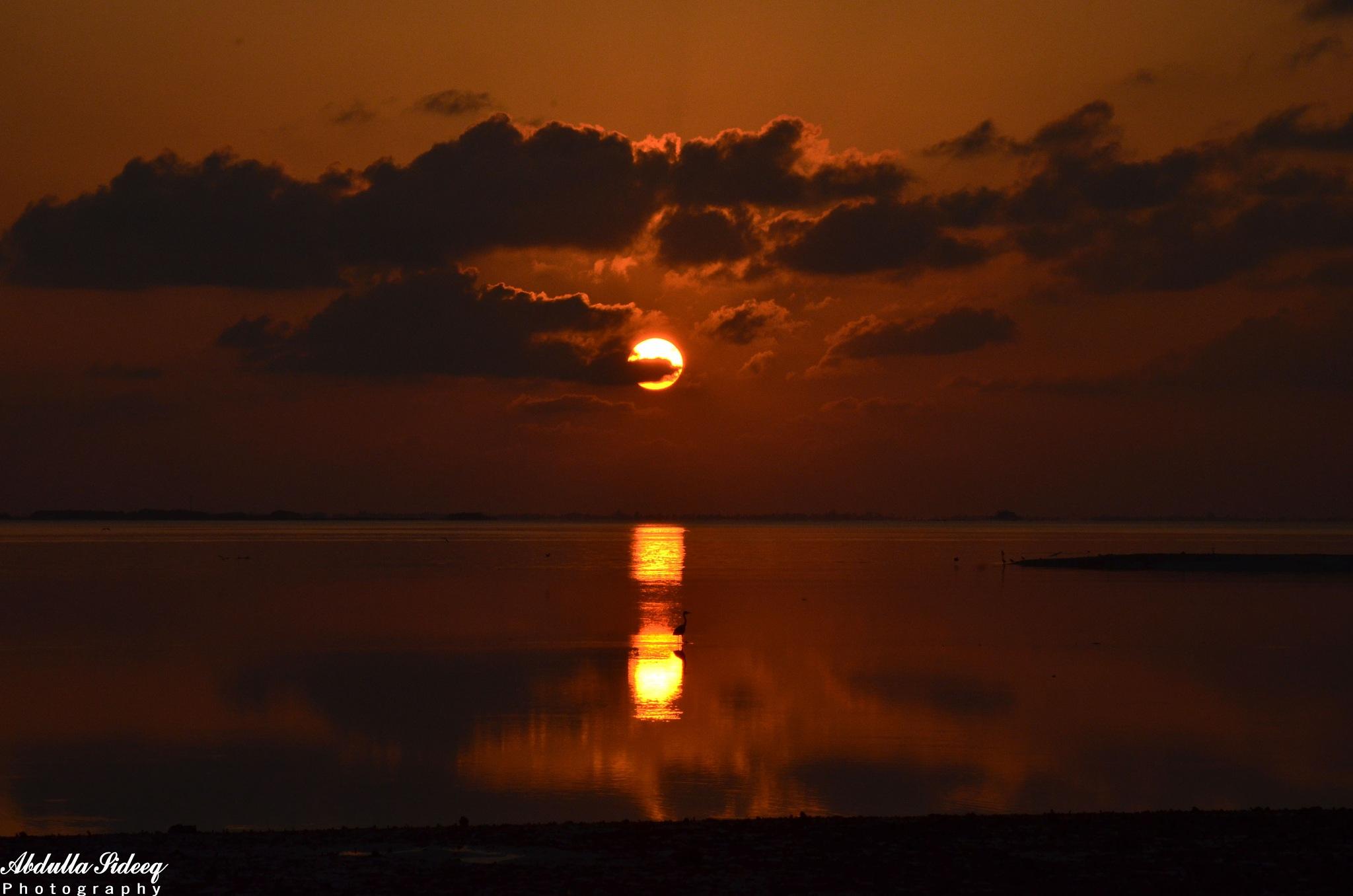 Sunrise by Abdulla Sideeq