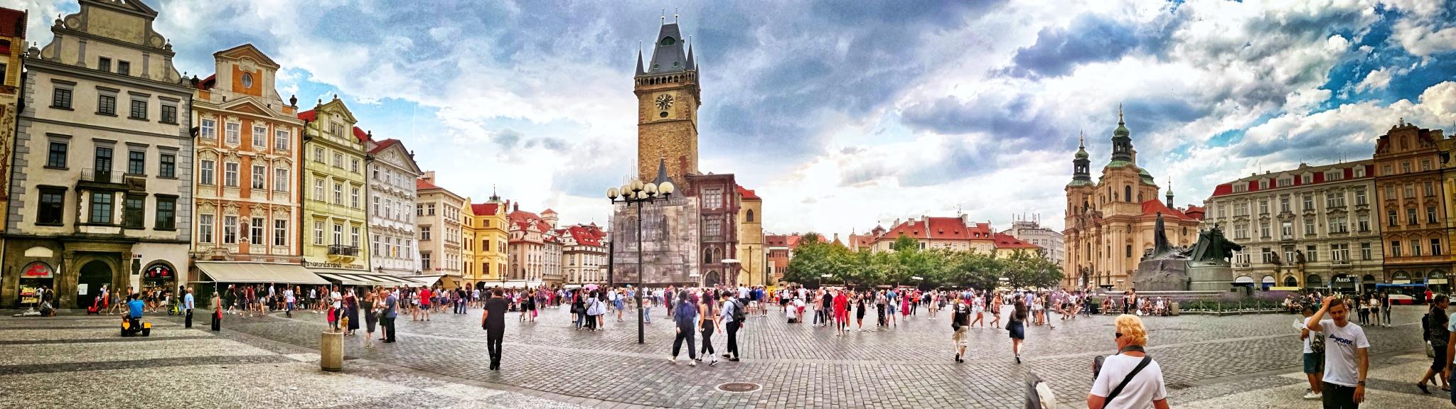 Beautiful Prague by Lipták Laci