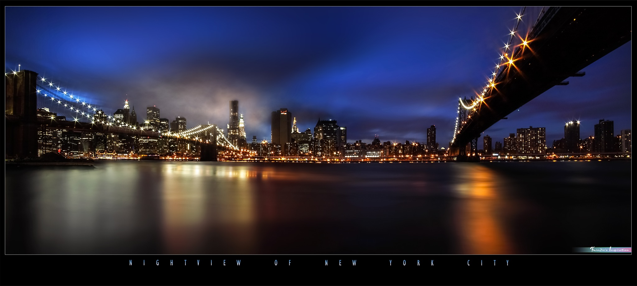 An Overview of The Brooklyn & Manhattan Bridge, NYC  *An Iconic & Popular Landmark* by iLOVEnature's Photography Inspiration