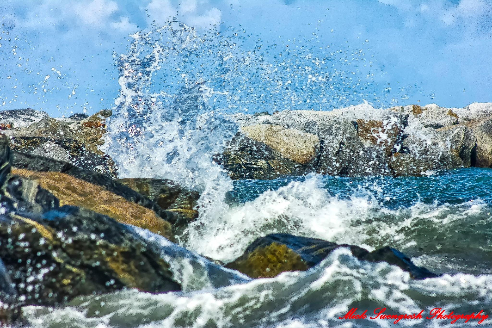 Ocean Spray by Mick Swengrosh