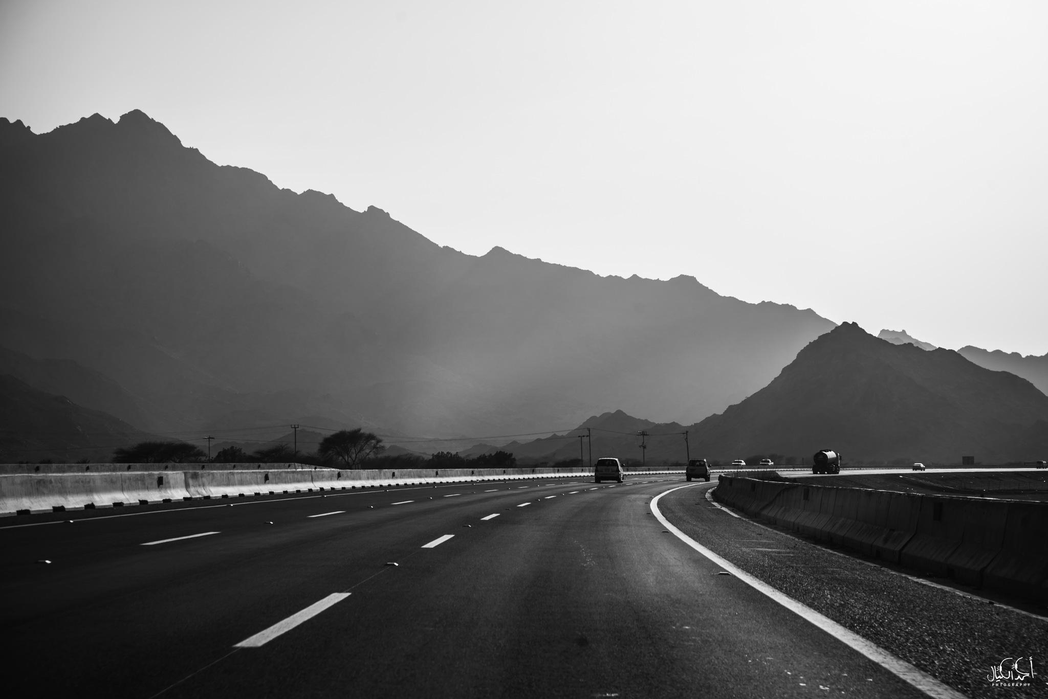 High Way by Ahmed Kayal