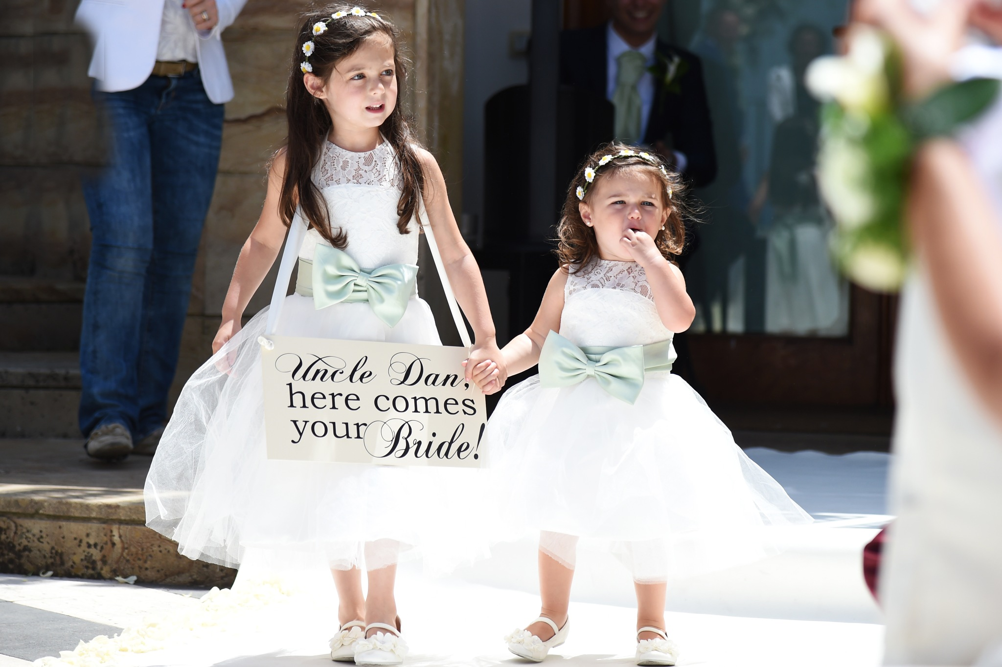 Uncle Dan, here comes your Bride! by Foto Aminta Sorrento -  Positano