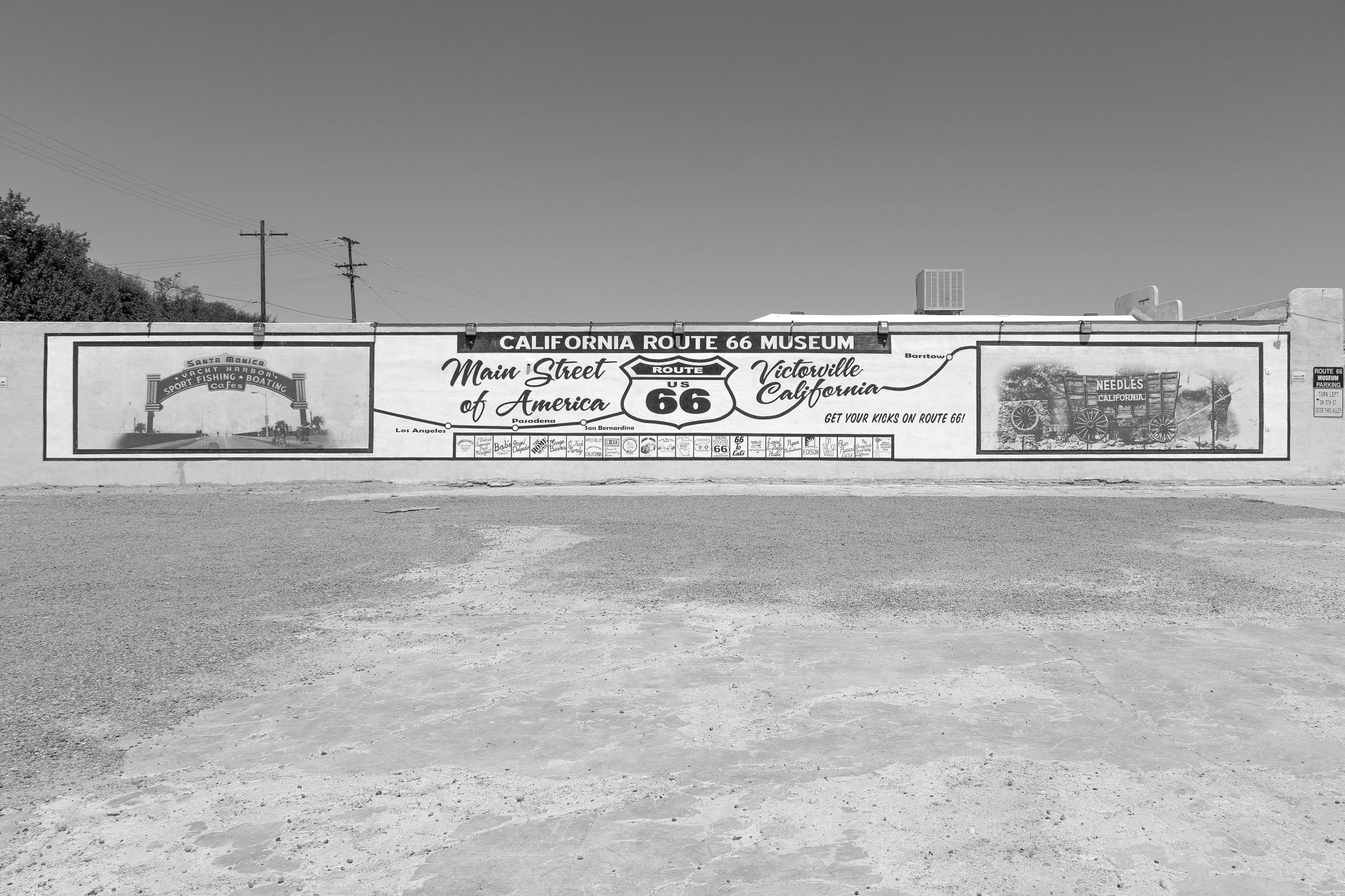 Route 66 by Steve Fraser