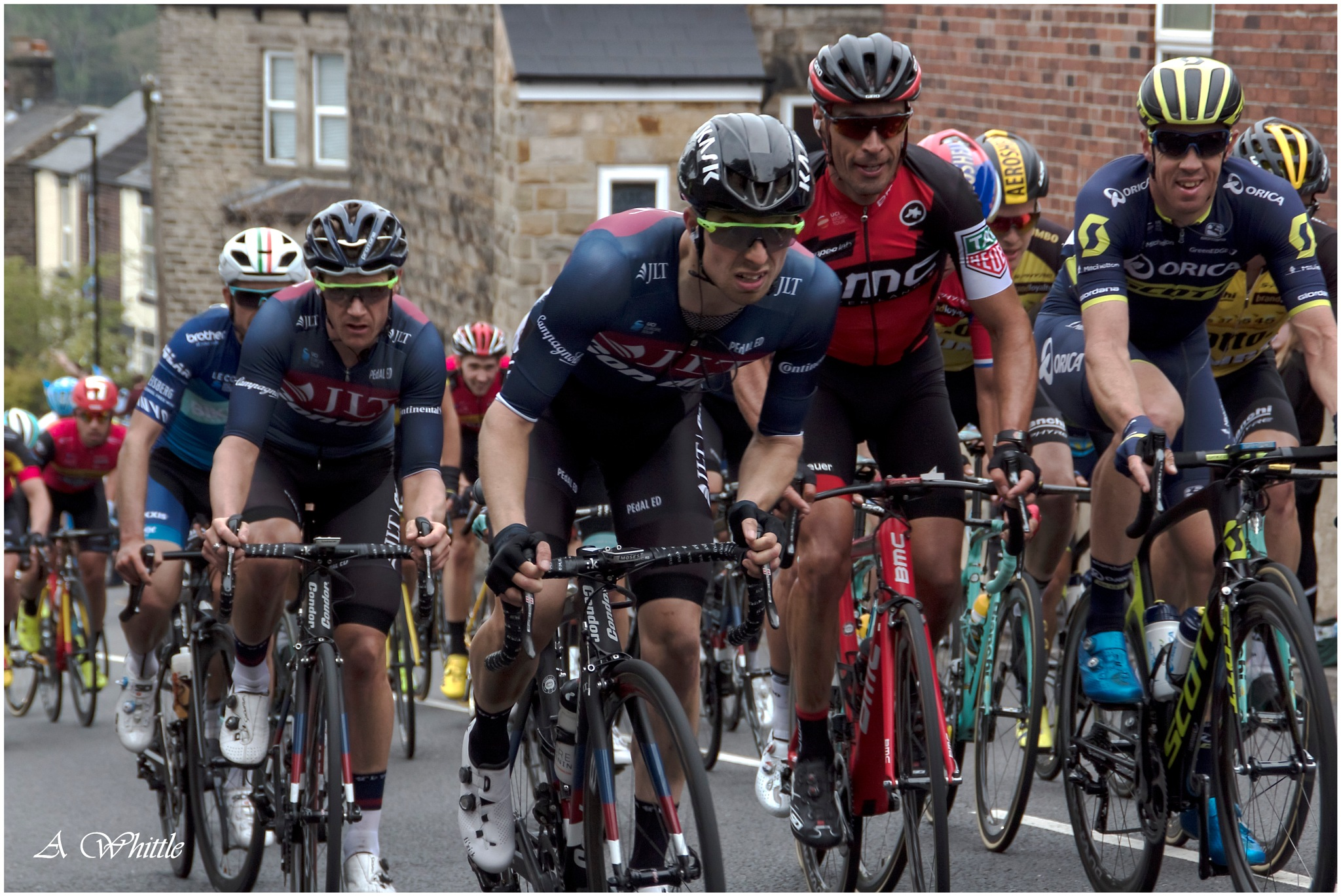 Tour de Yorkshire by Andy Whittle