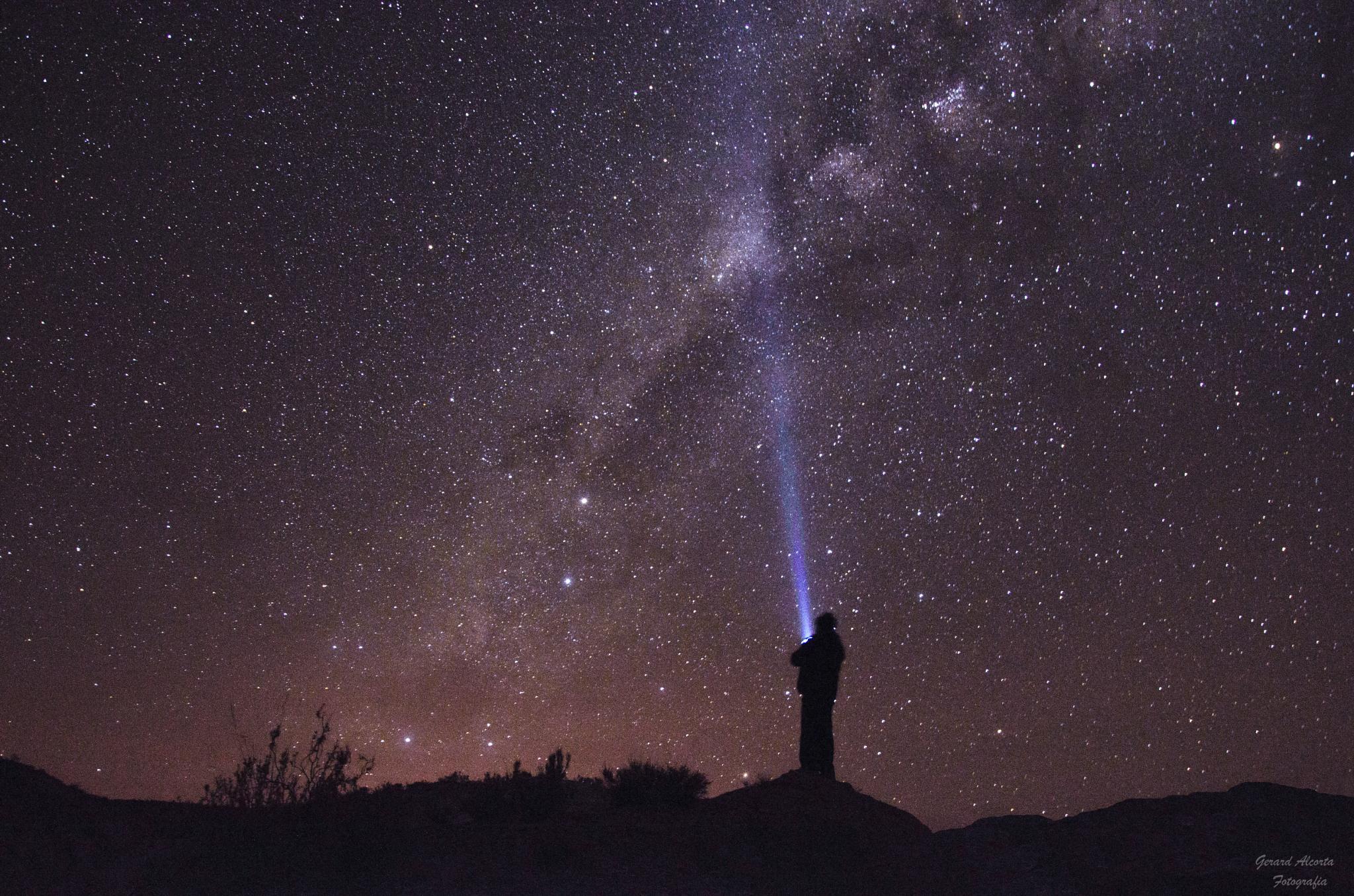 Vía Láctea by gerard