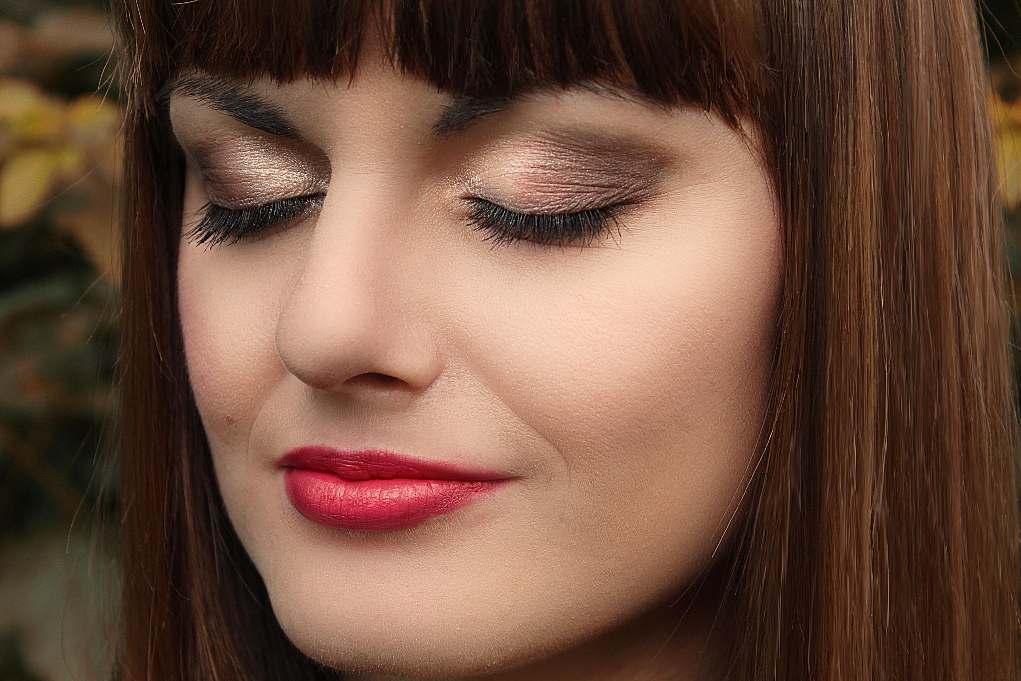 Make up by Oliana Gruzdeva