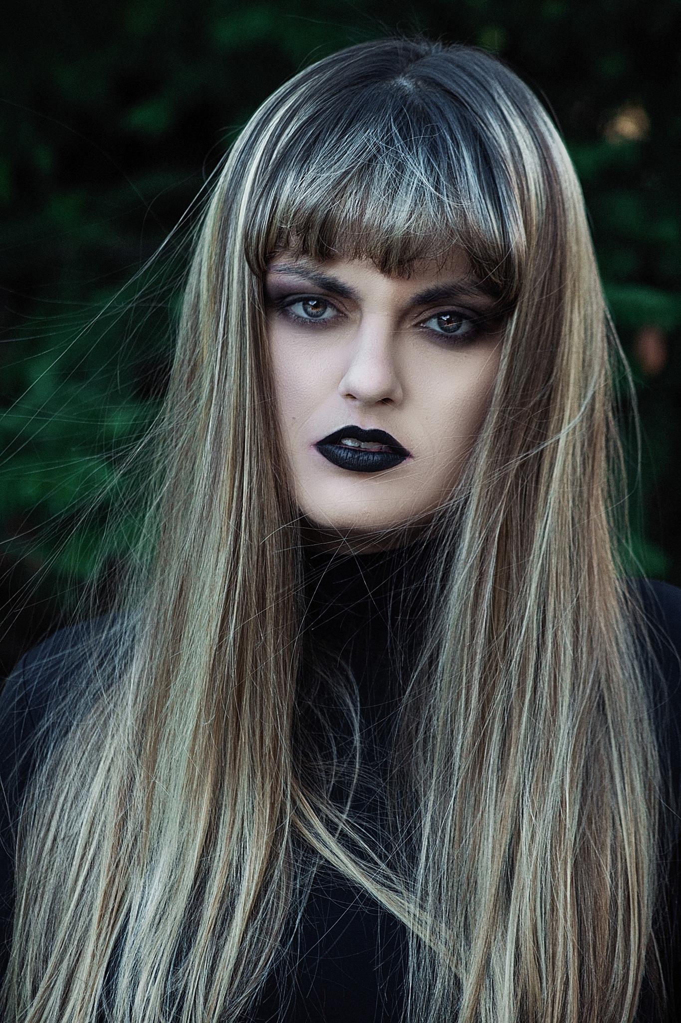 Witch by Oliana Gruzdeva