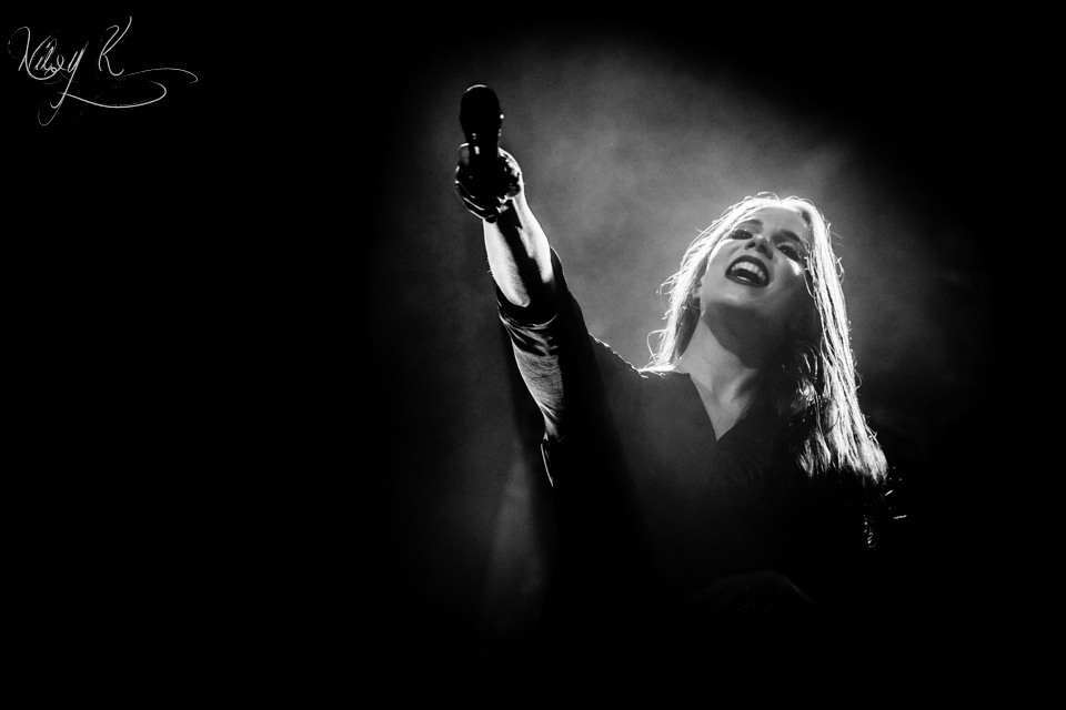 Photo in Concert #epica #simone simons #symphonic metal #festival #made of metal #czech republic #live #concert #music