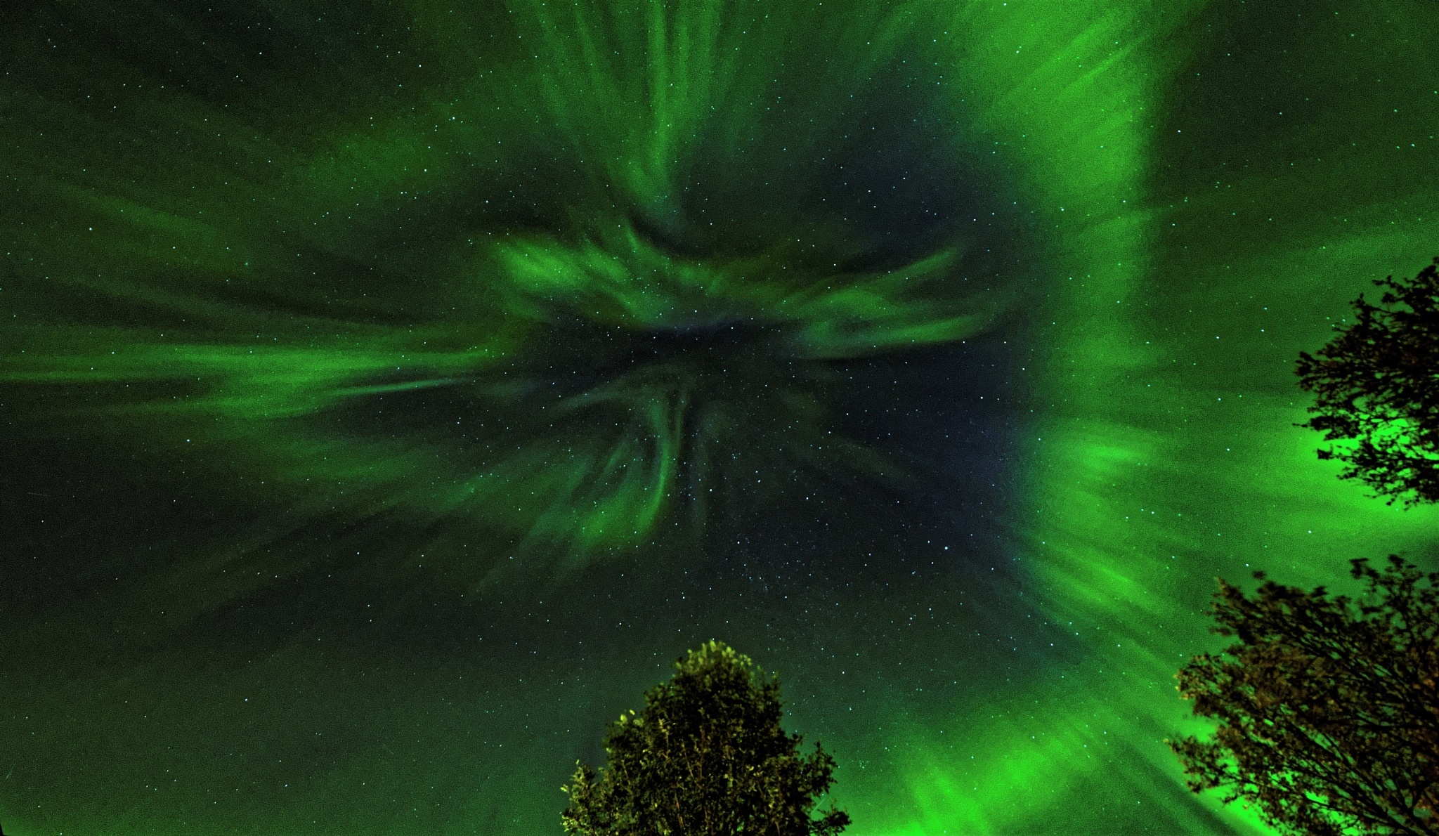 Aurora Borealis - My big love in life / Tromsø - Norway by Bjarthj