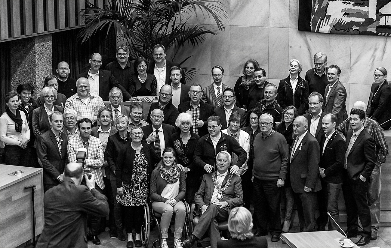 Town Council farewell by FotografieTilburg