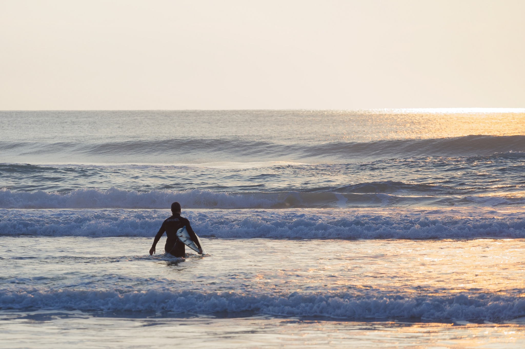 The first surf by Yossarian1