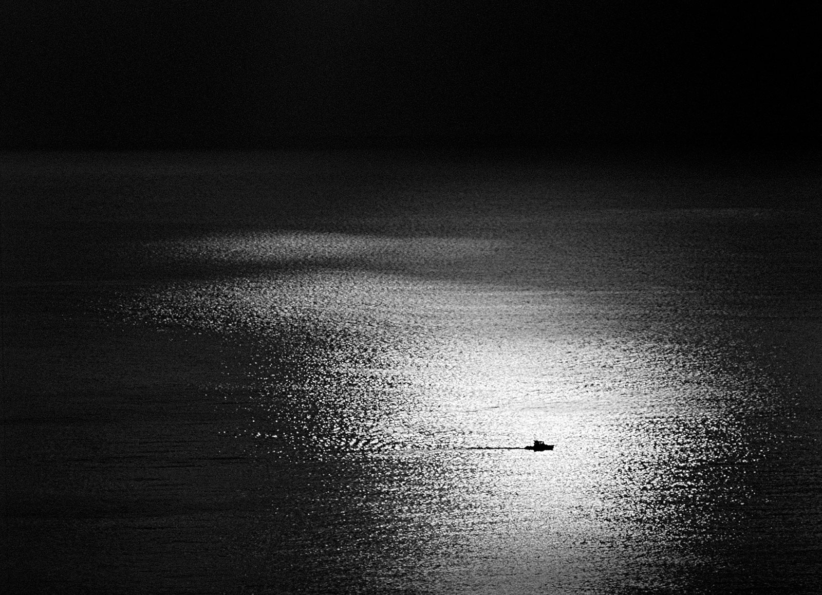 When lights are low by Marek Fogiel