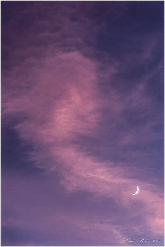 Lever de lune by olivier33