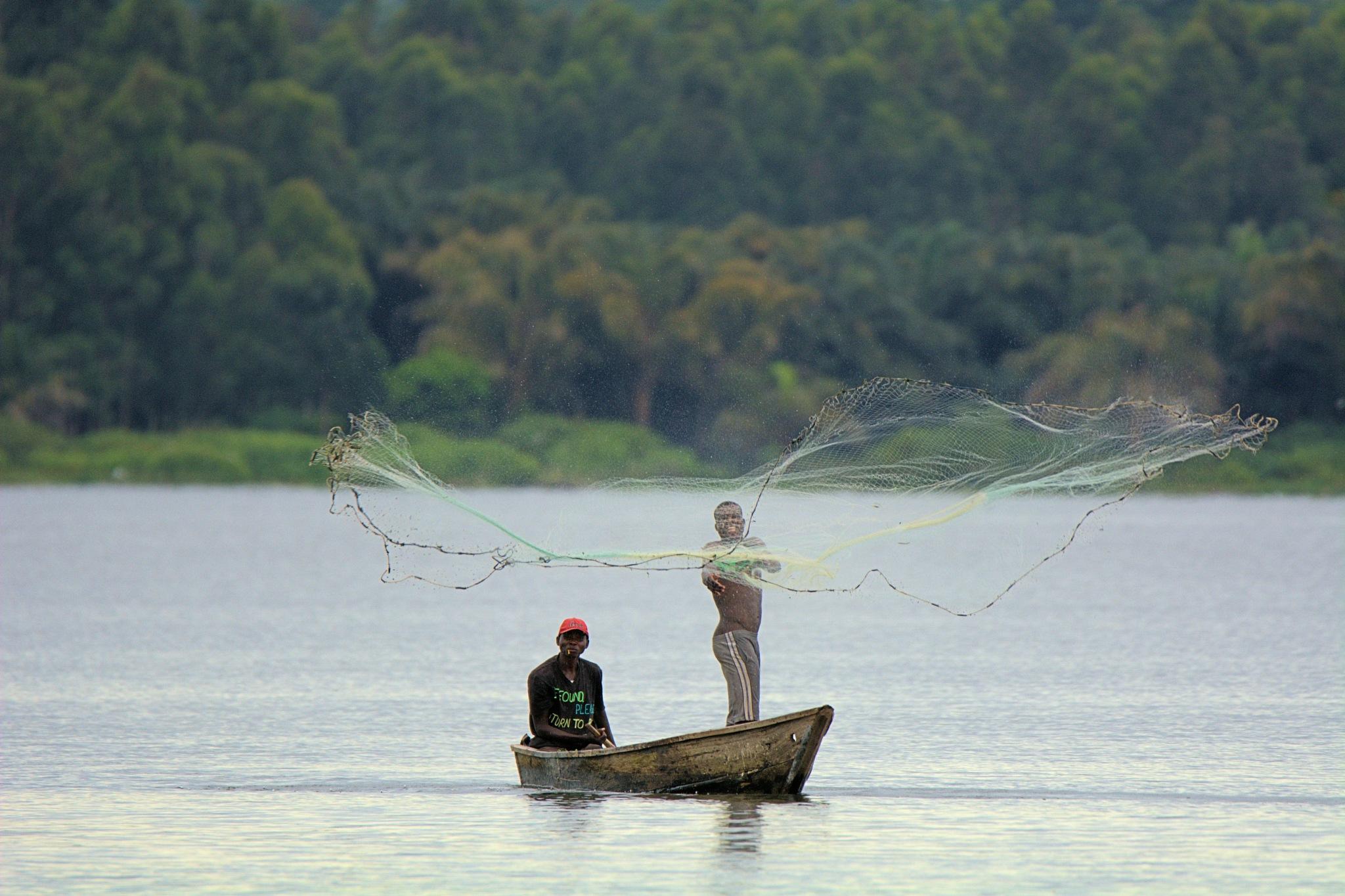 Fishing by teejeehaa