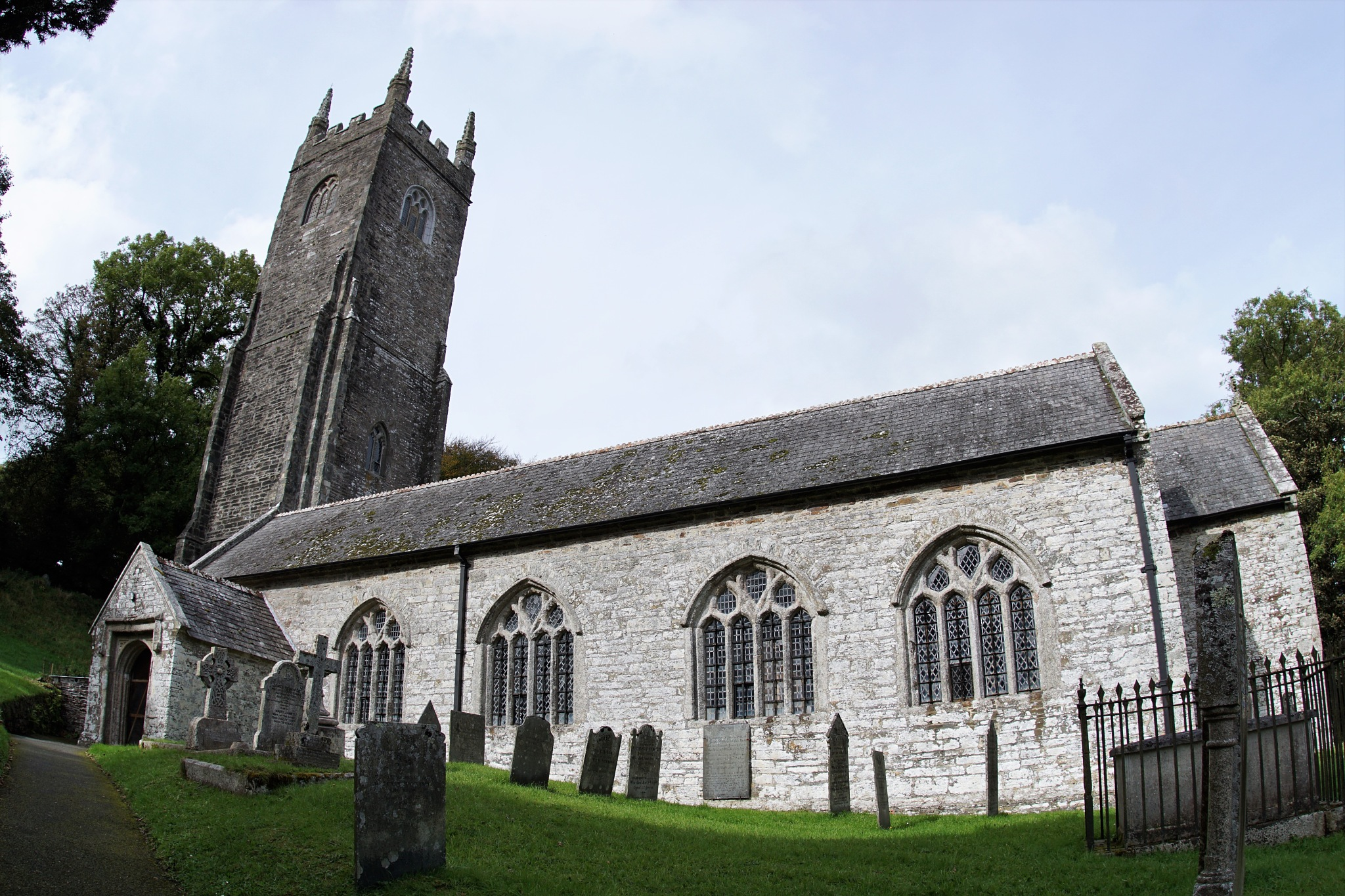 The Cathedral of the Moor (2) by glyndwr48