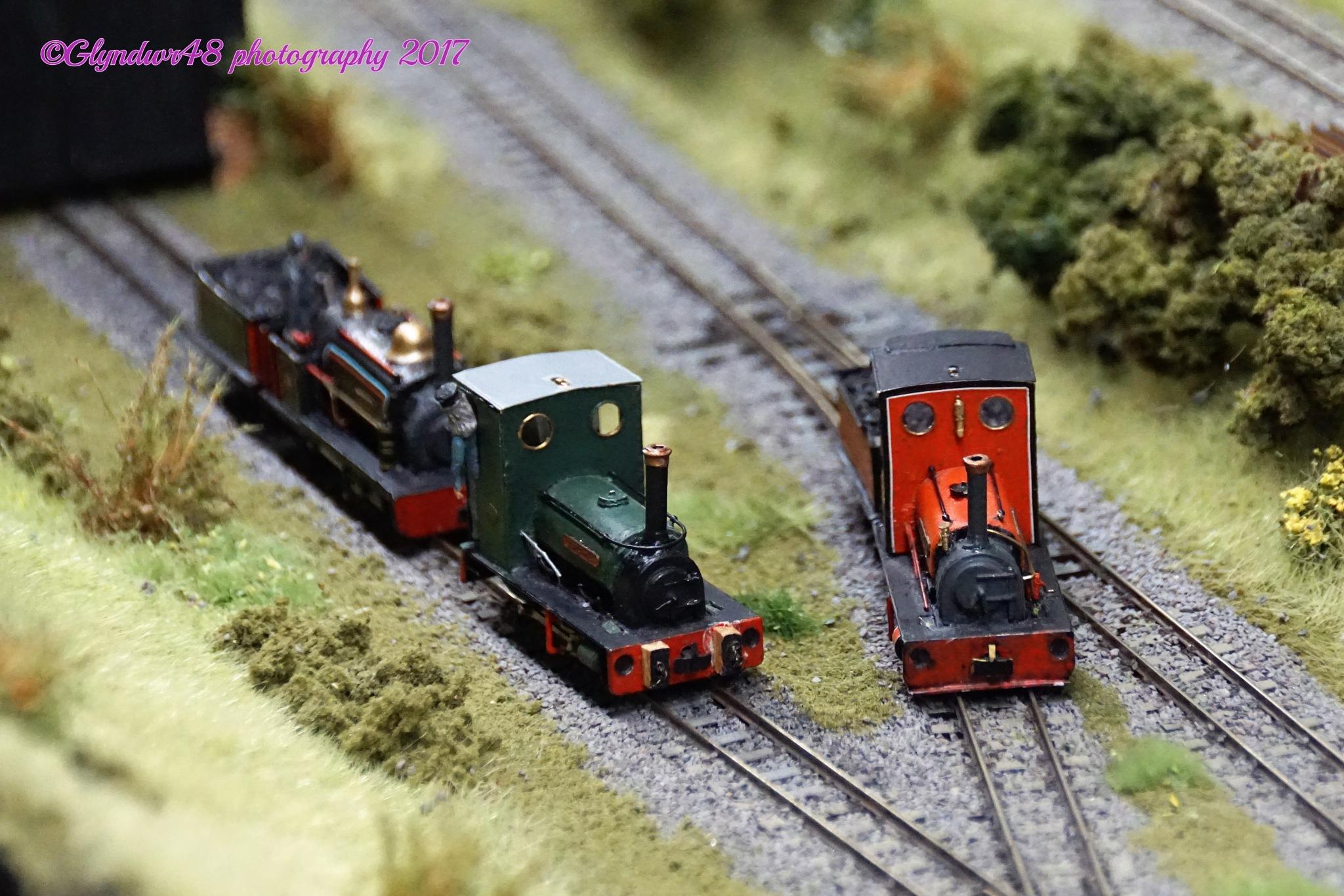 Model Engines. by glyndwr48