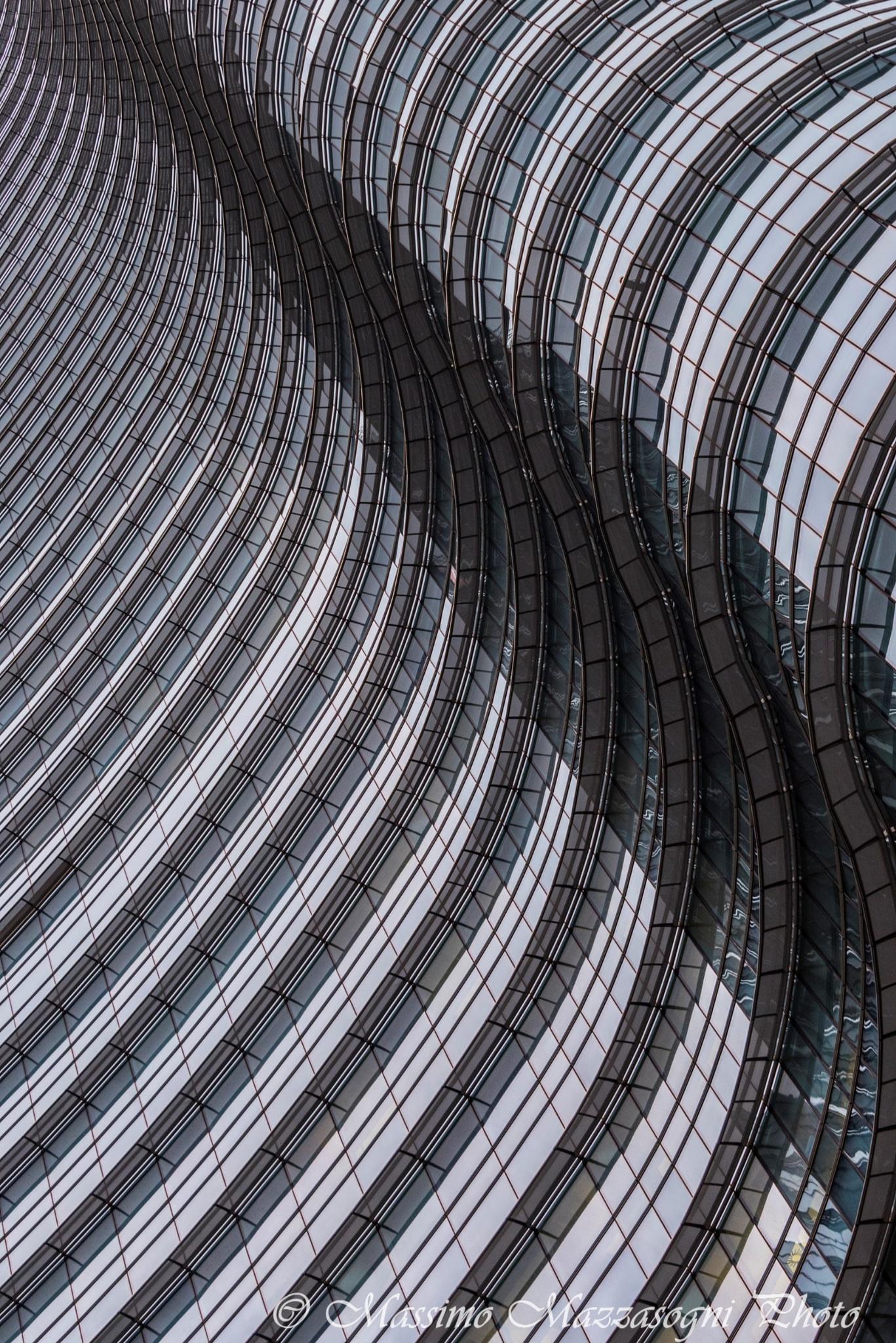 Wave by Massimo Mazzasogni