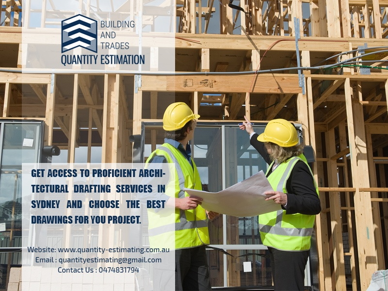 Proficient Architectural Drafting Services in Melbourne by qualityestimating