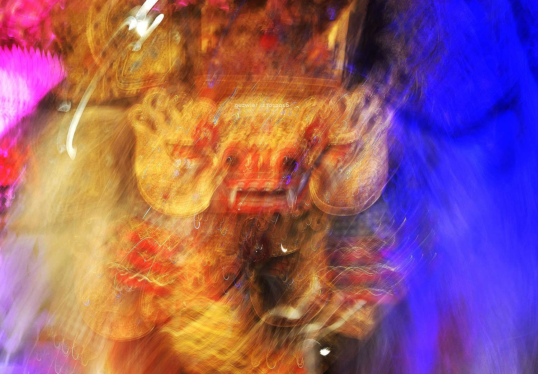 Barong Dance #3 by guzwier