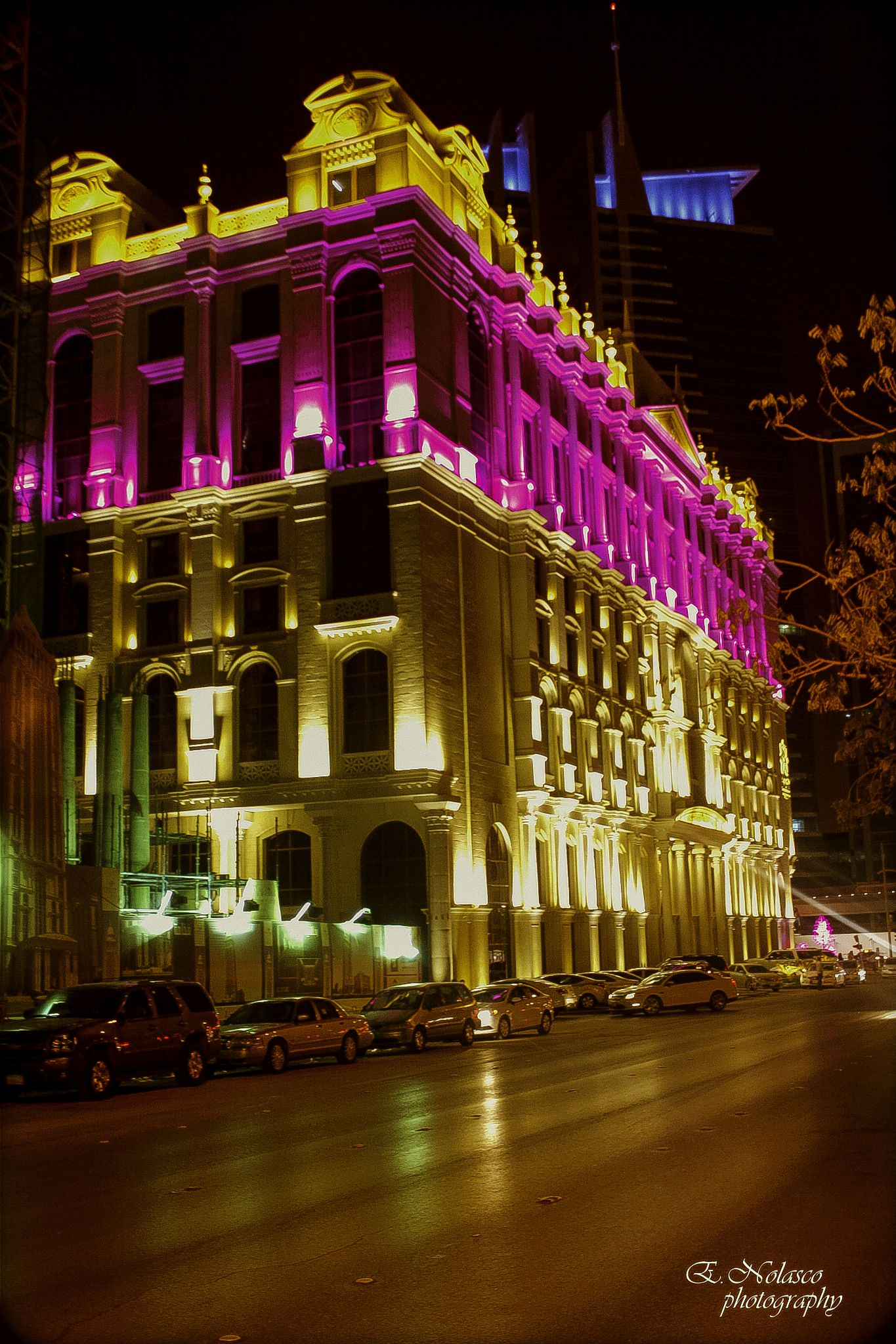 AT THE HOTEL by Elichander Nolasco