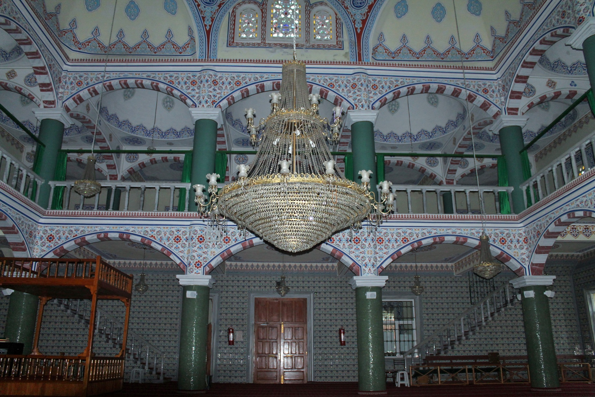 fatih mosque 4 by Ufuk Bolat