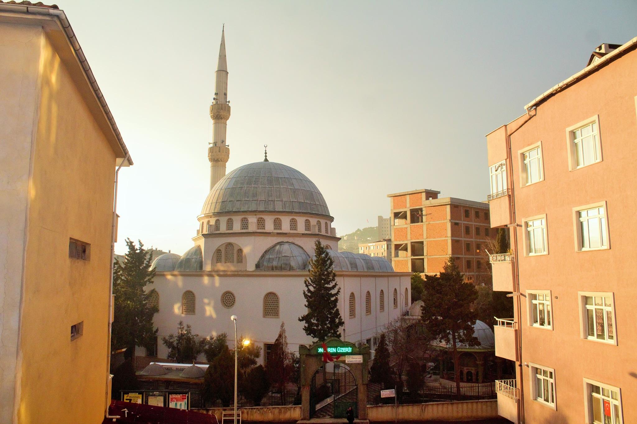 fatih cami 6 by Ufuk Bolat