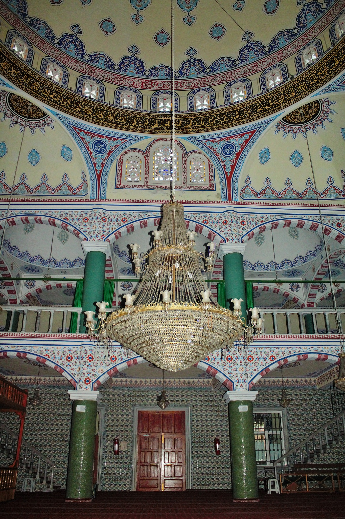 fatih mosque 5 by Ufuk Bolat