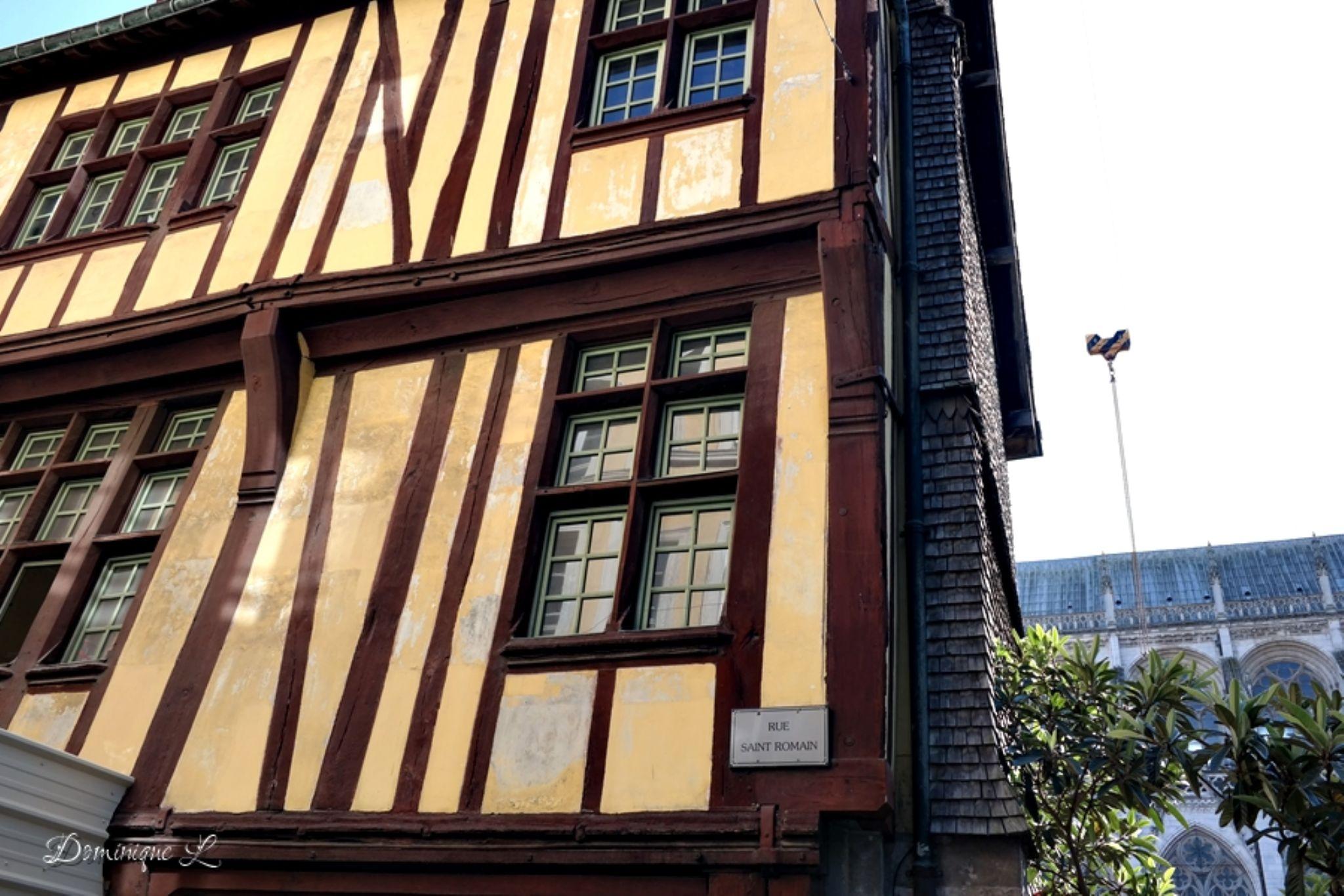 maison pans de bois by DominiqueL