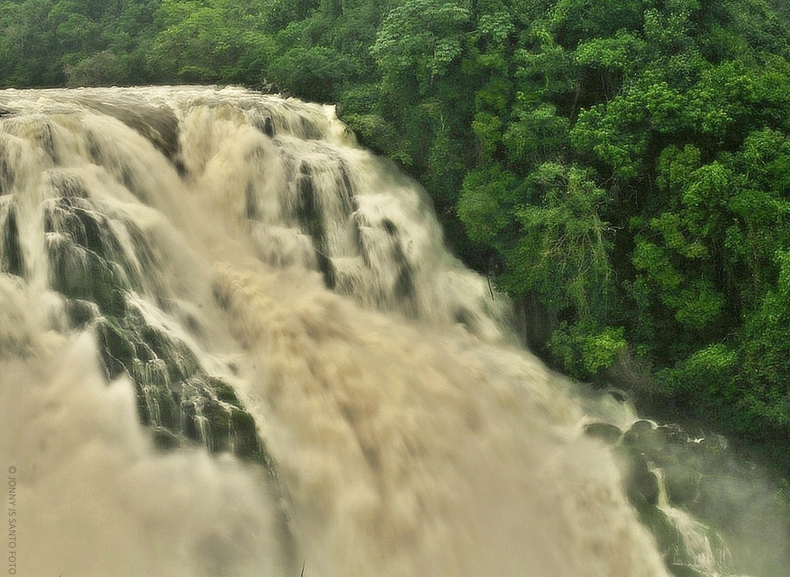 Photo in Landscape #waterfall #nature #landscape #indian #water #caura #river #venezuela