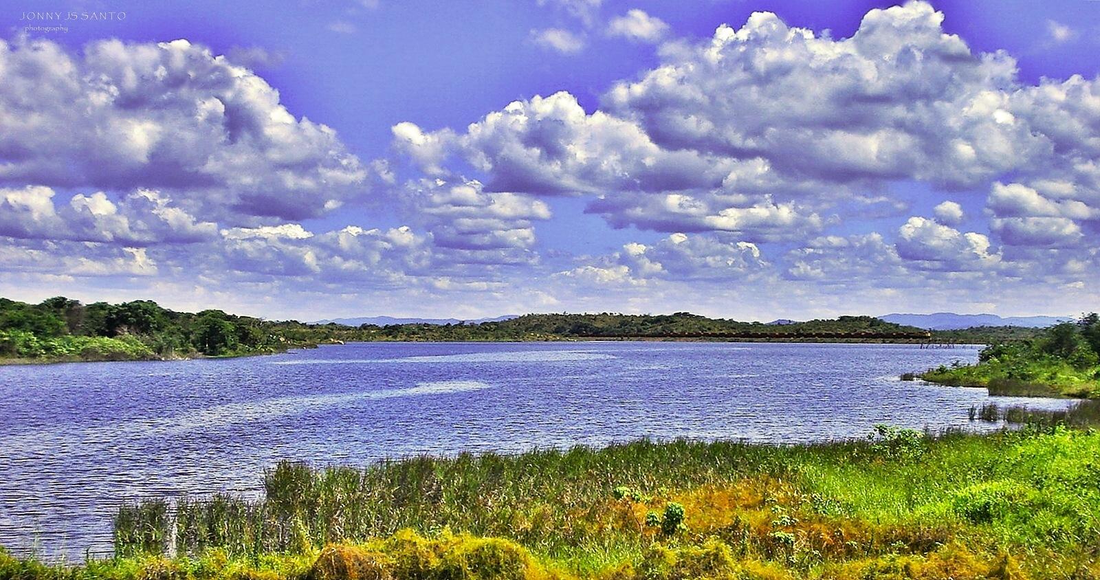 The Lagoon by Jonny Santo