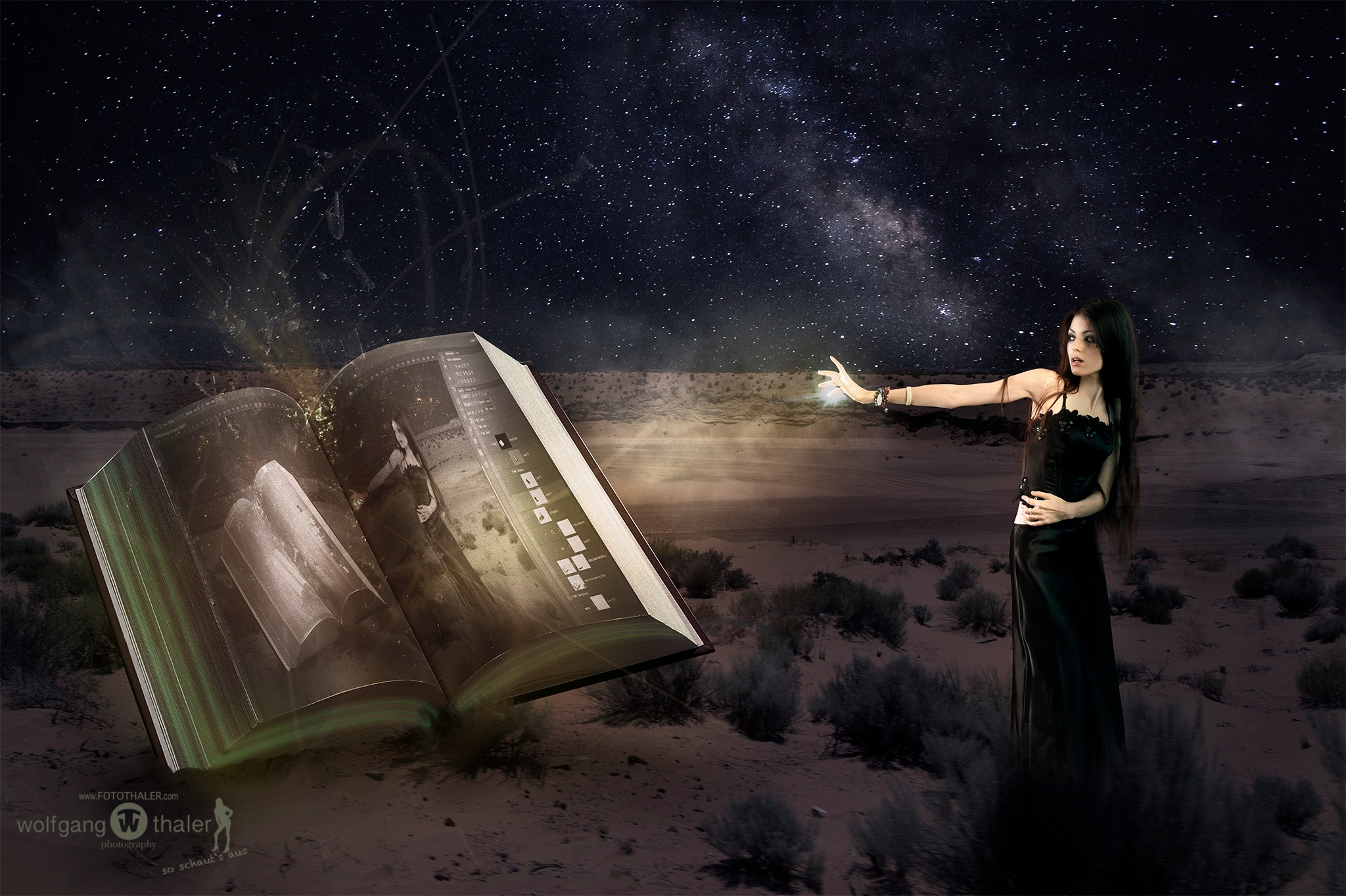 if you find yourself in a magic book... by wolfgang_thaler_photography
