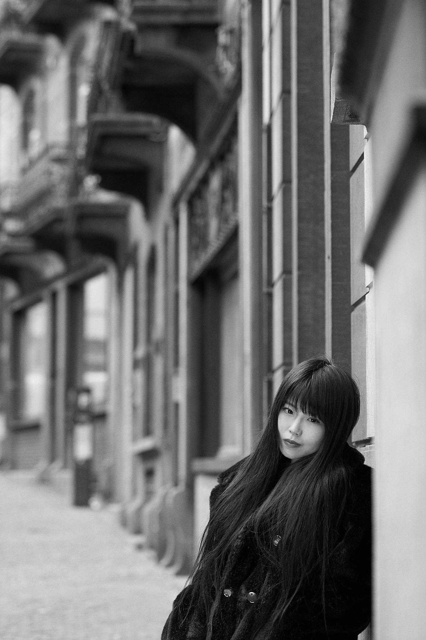 Miyu by Benoit Cattiaux