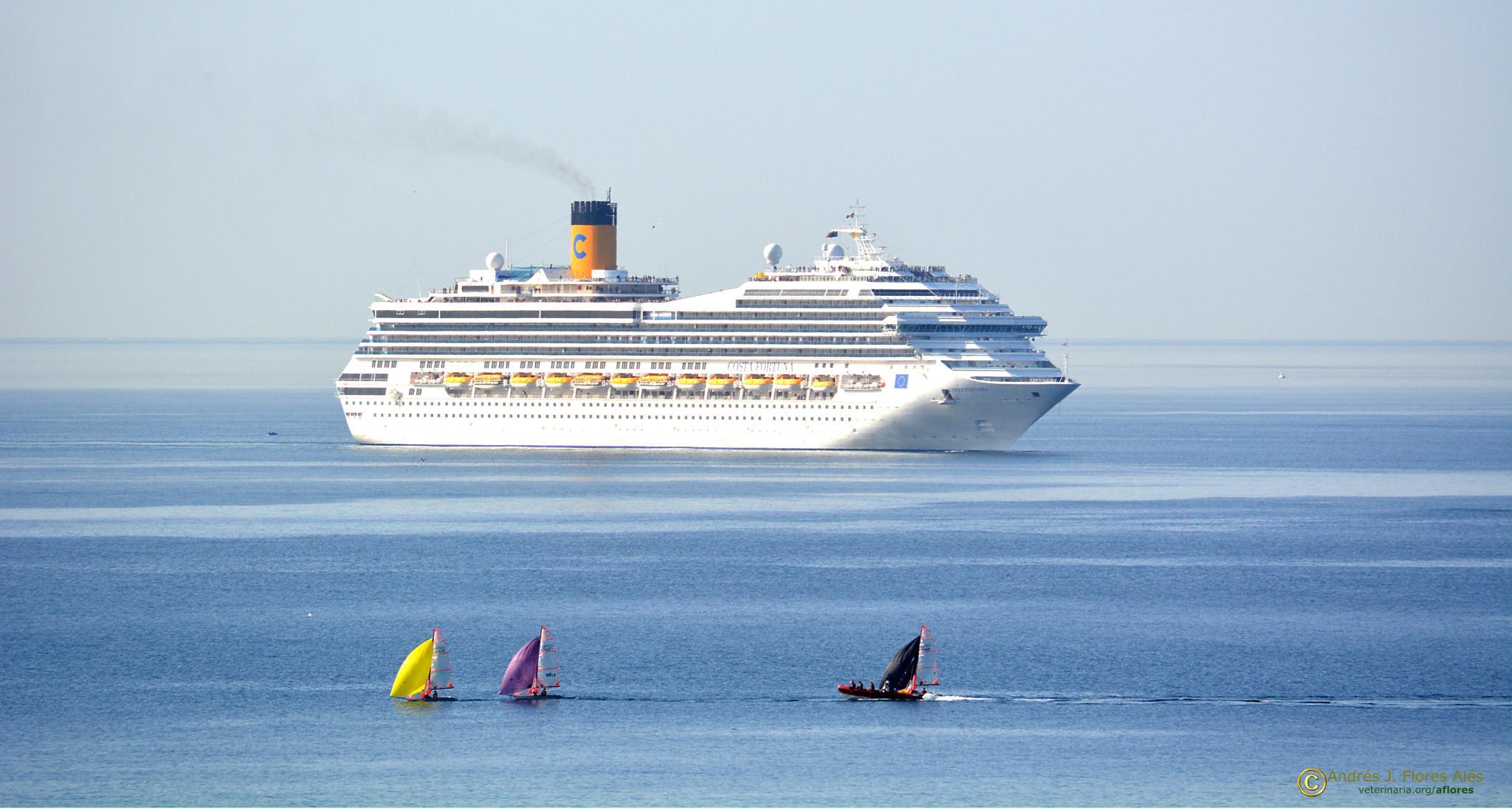 Photo in Random #barcos #mar
