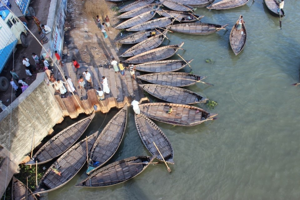 Boats by Tapan Kumar Paul