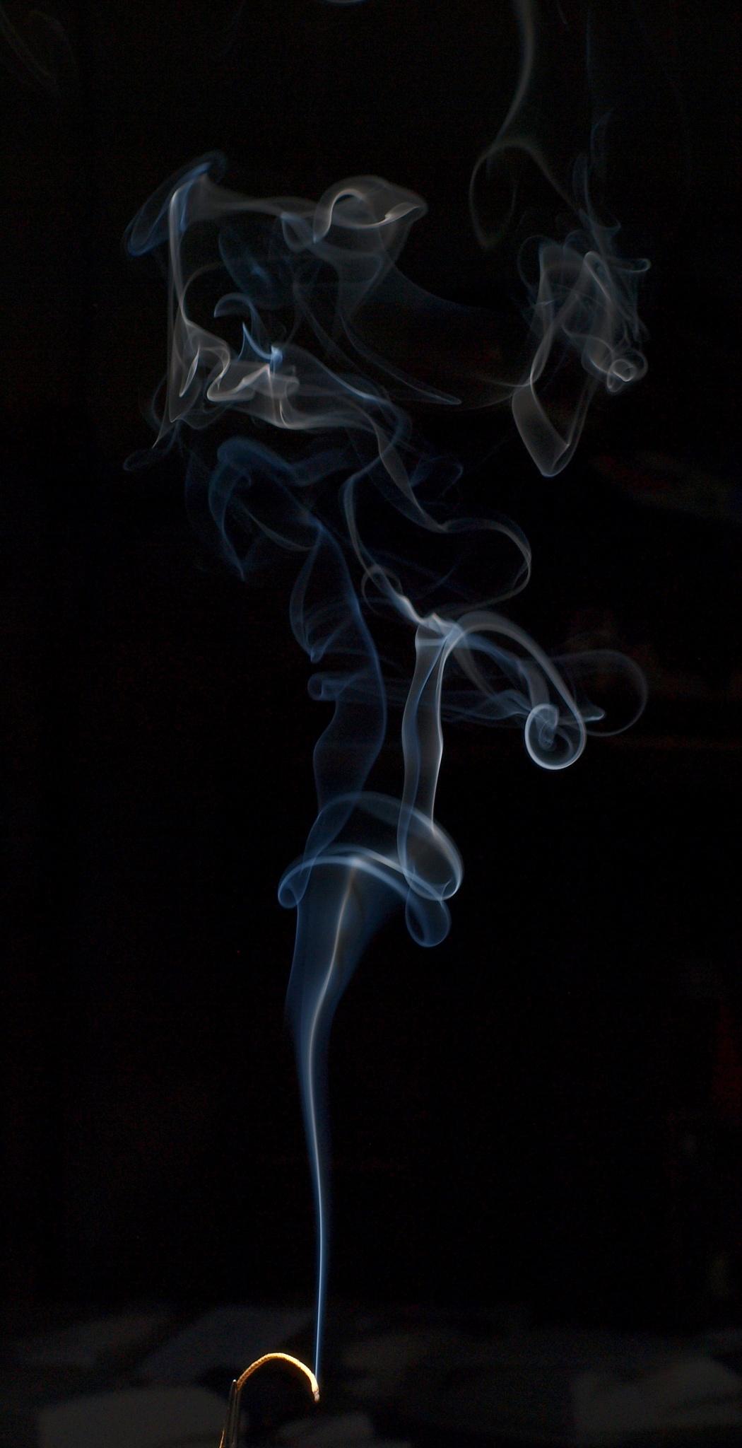 Photo in Abstract #smoke #swirls