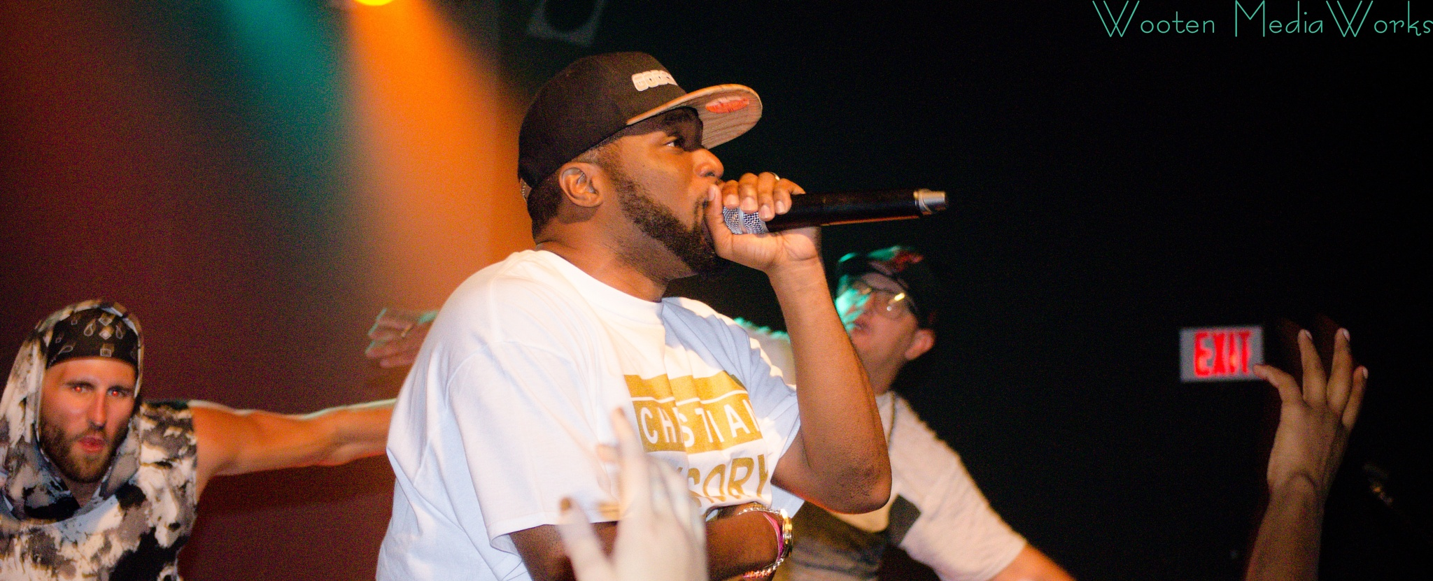 Photo in Concert #a.brodie #kingdom restoration #hiphop #concert #show #music #jacksonville #florida #murray hill