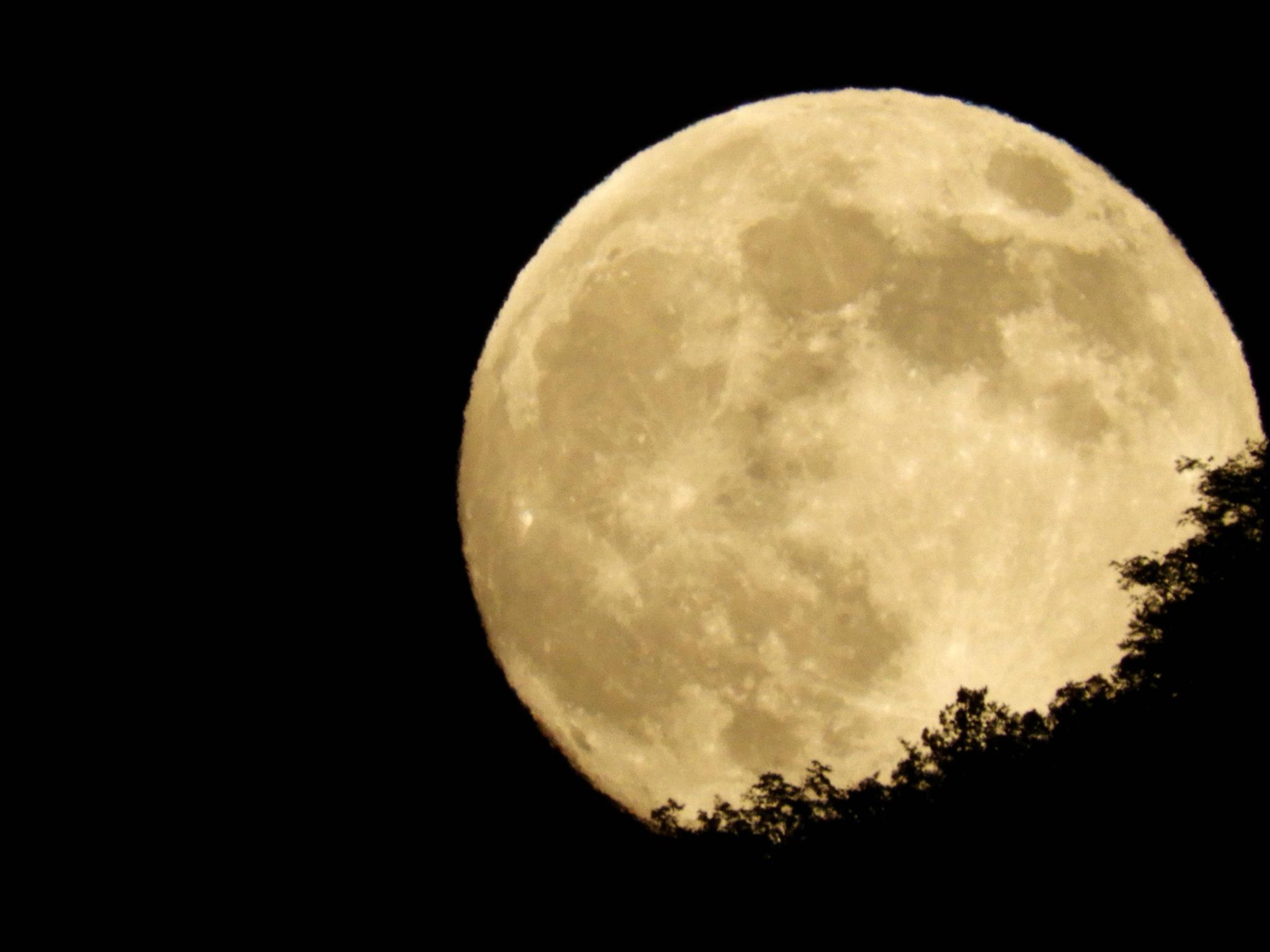 spunta la luna dal monte 4 by Piergiorgio Martini