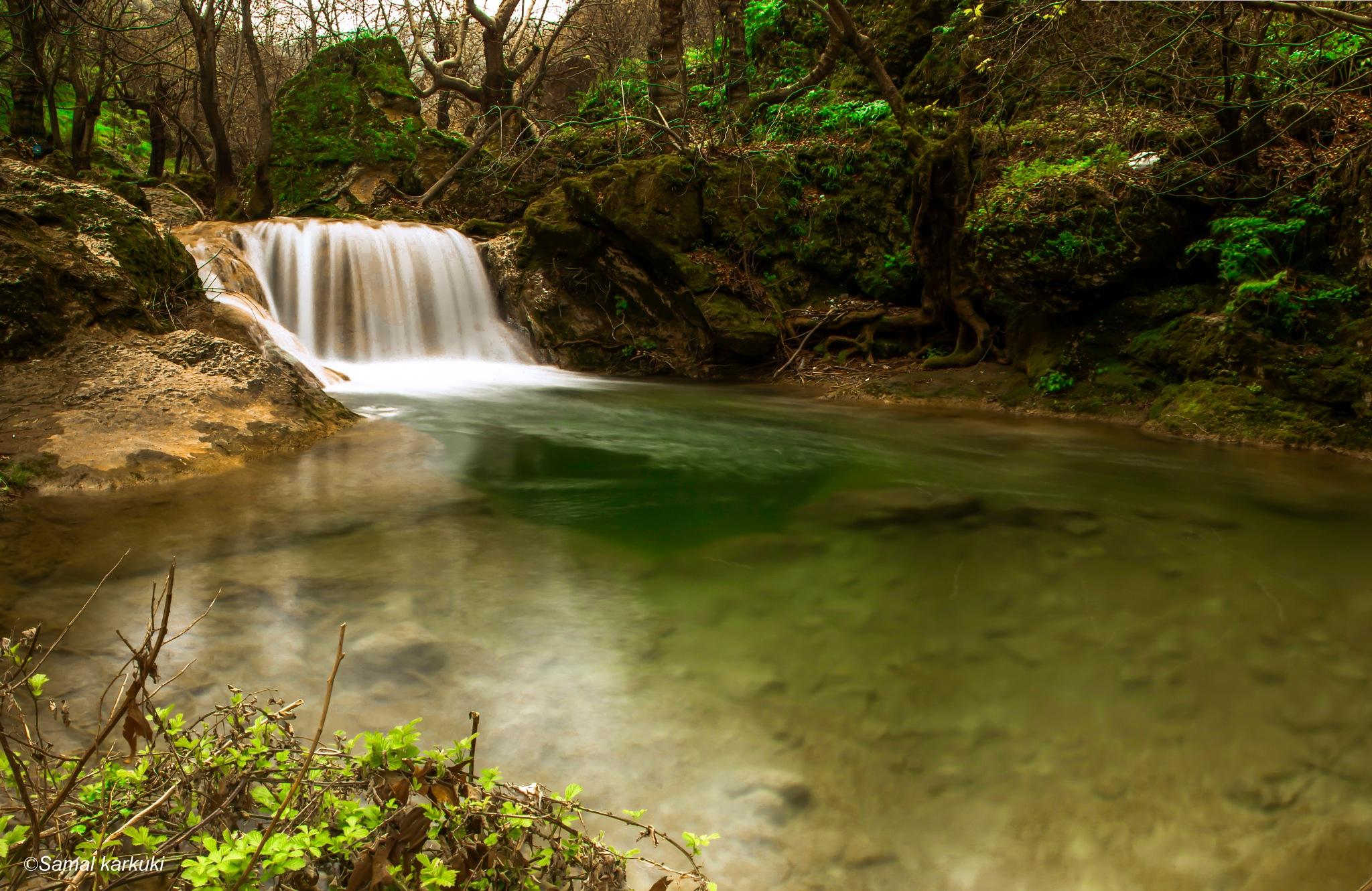 silent river by Samal tofik