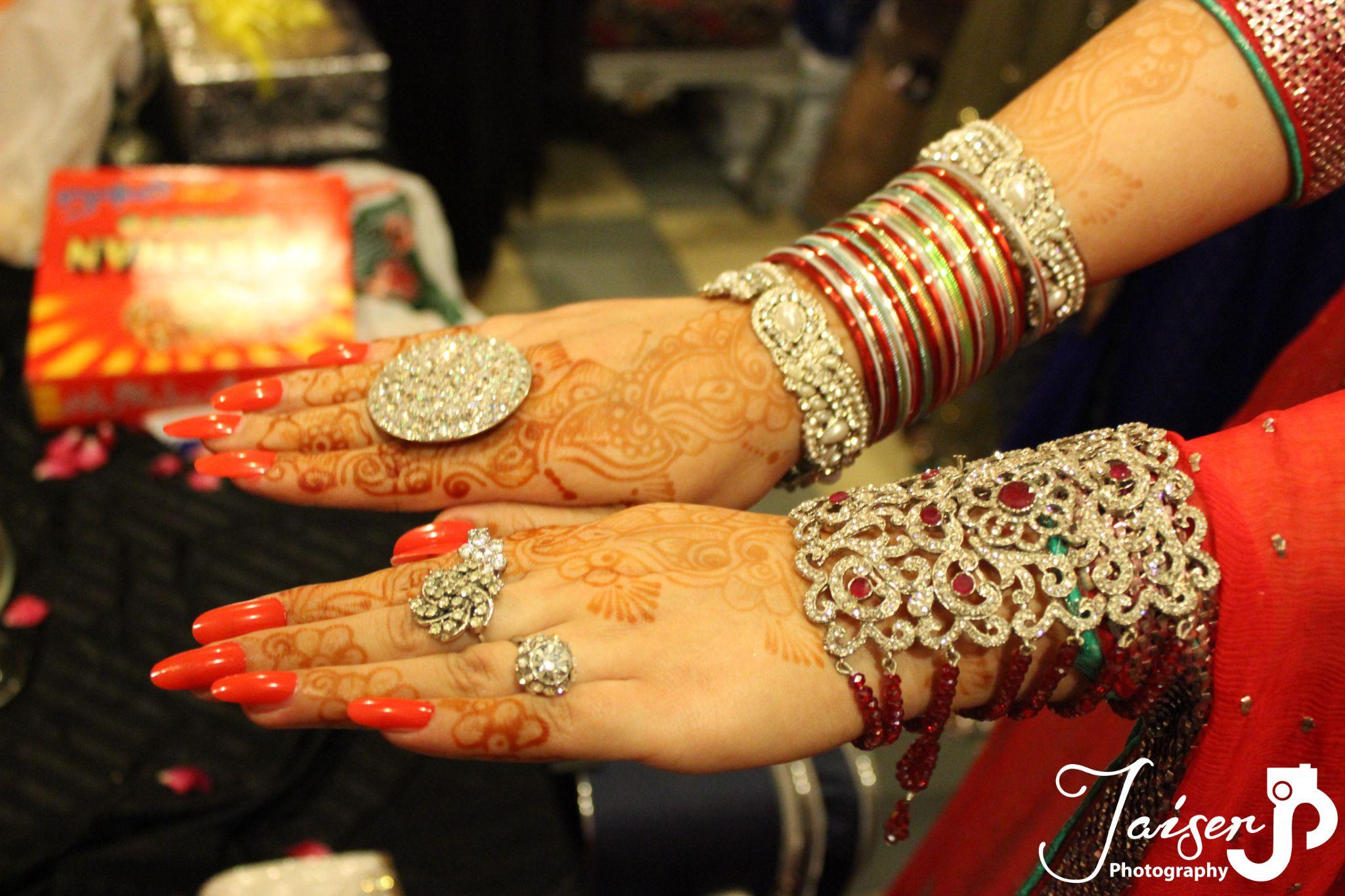 Bridal Mehandi by Jaiser Abbas