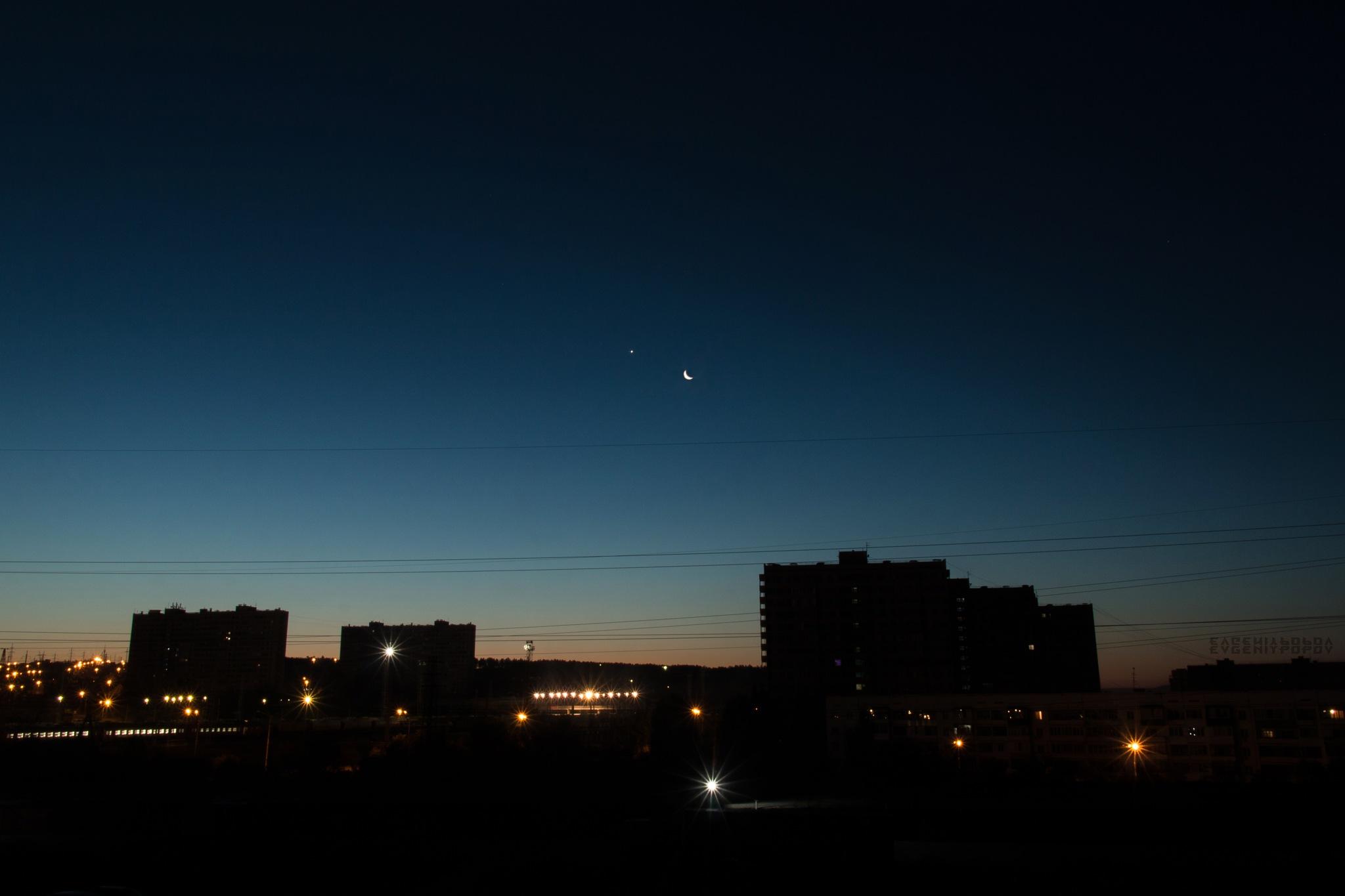 Dawn by EVGENIY POPOV