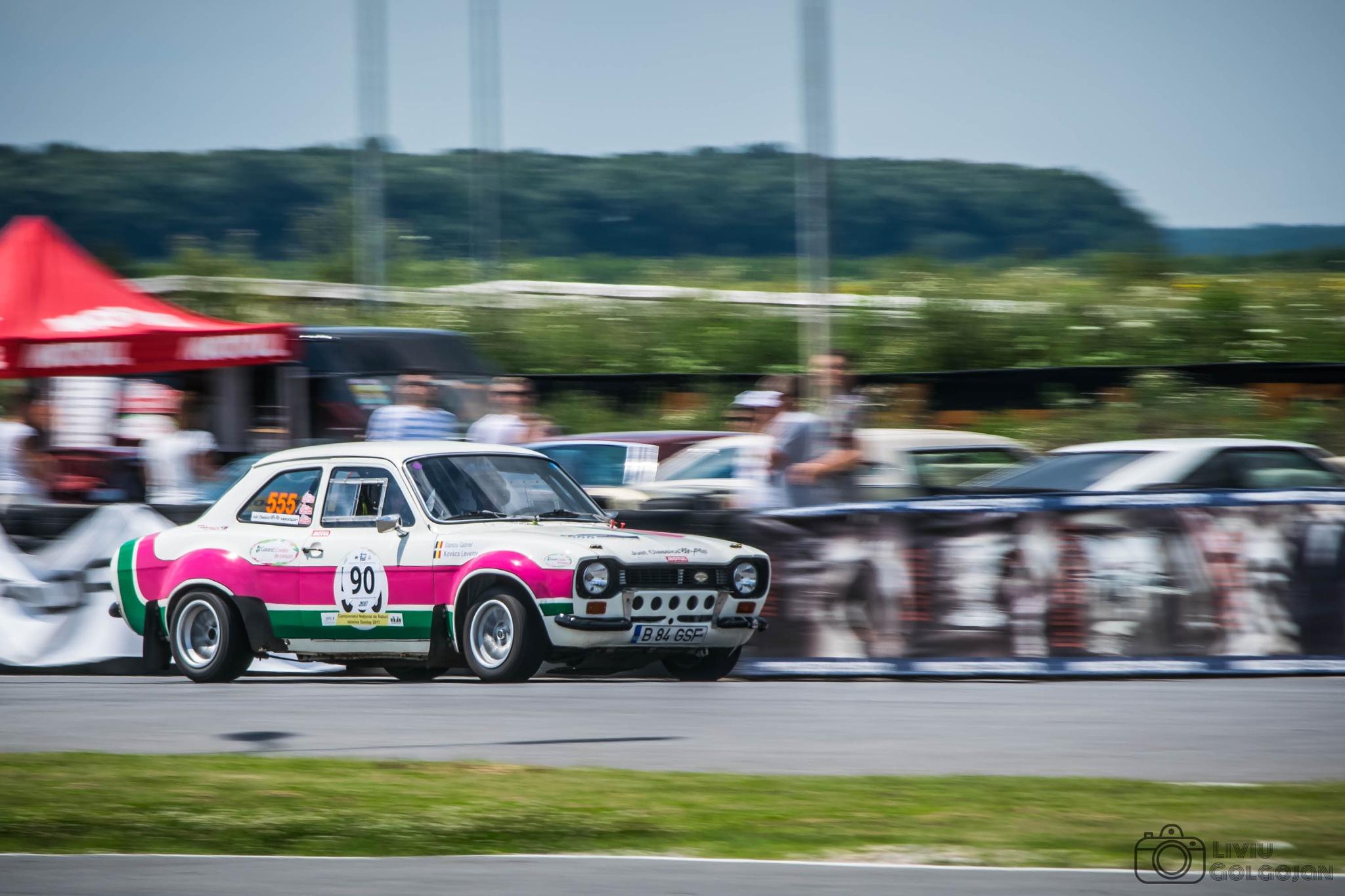 old racer by Liviu Golgojan