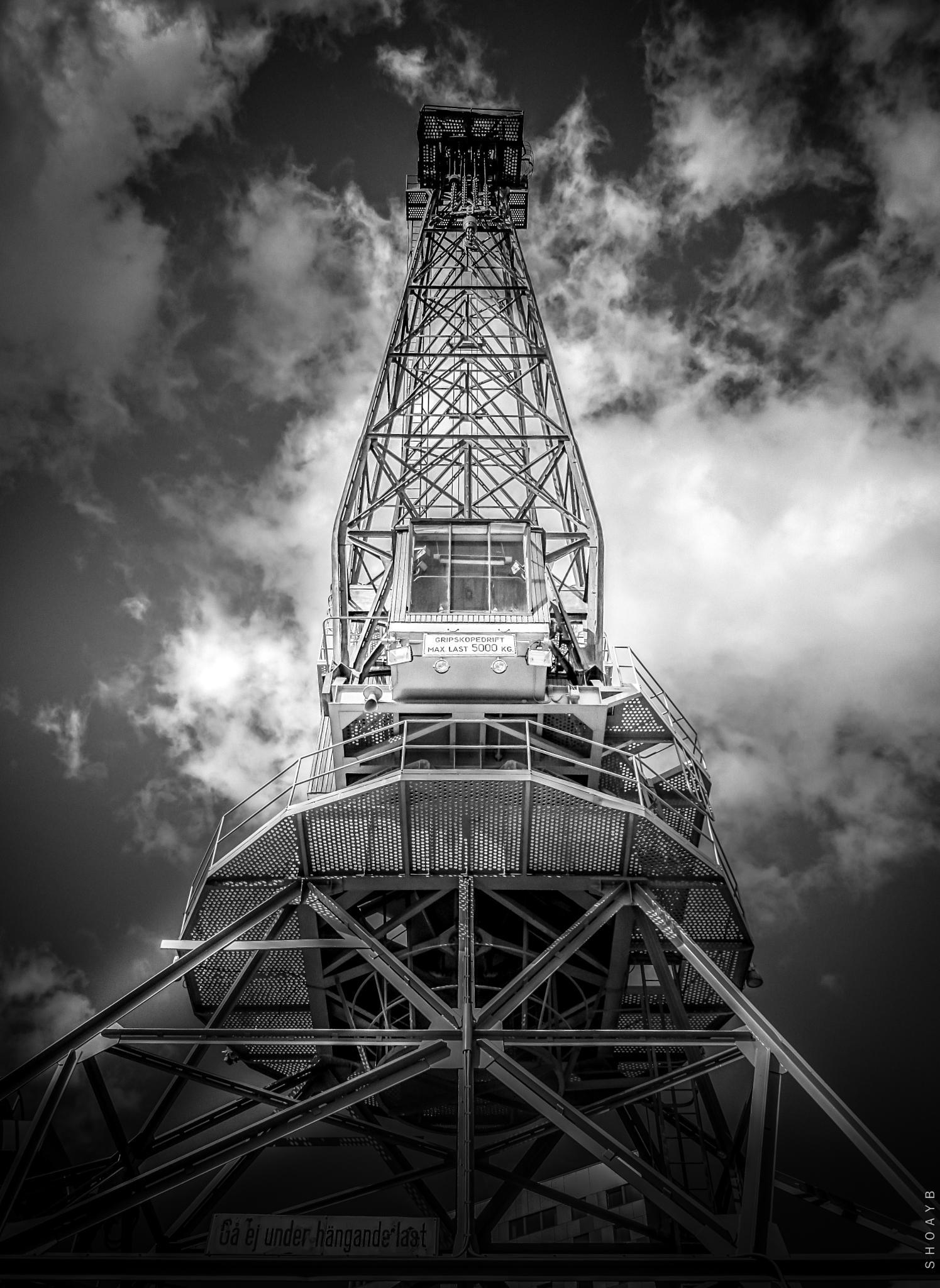 Little Eiffel by Shoayb
