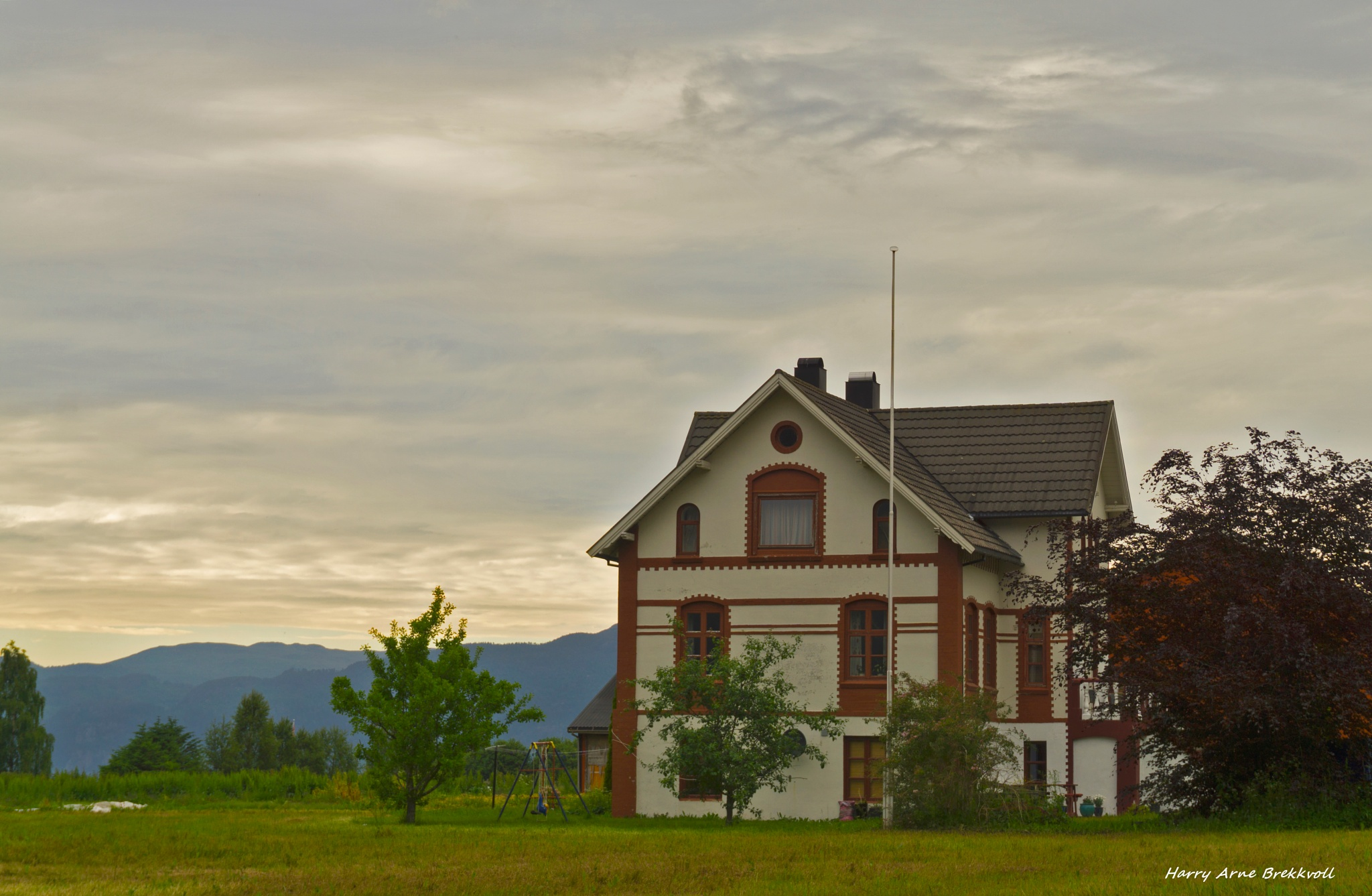 Old house by Phero