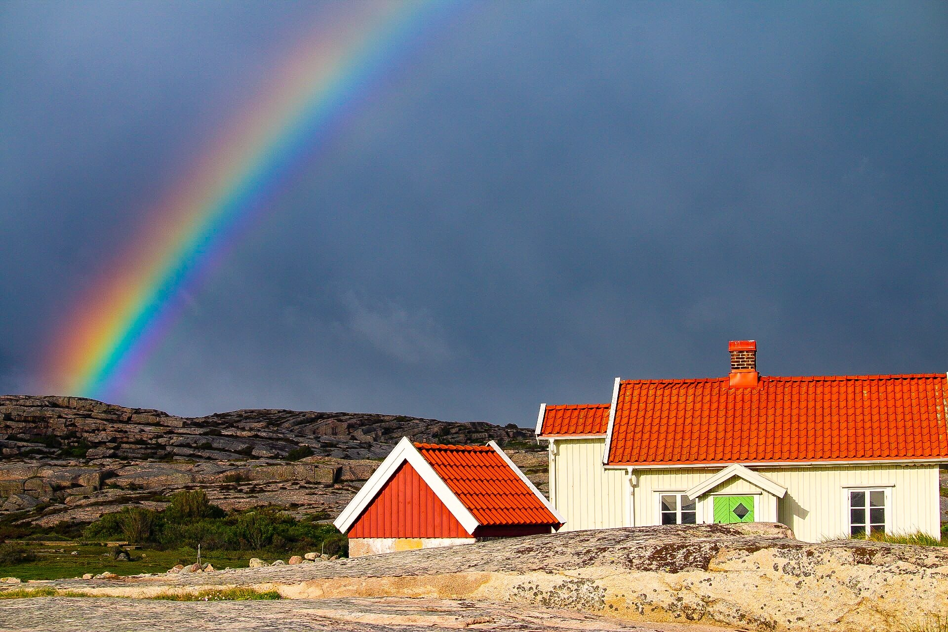 Rainbow by Ingstina