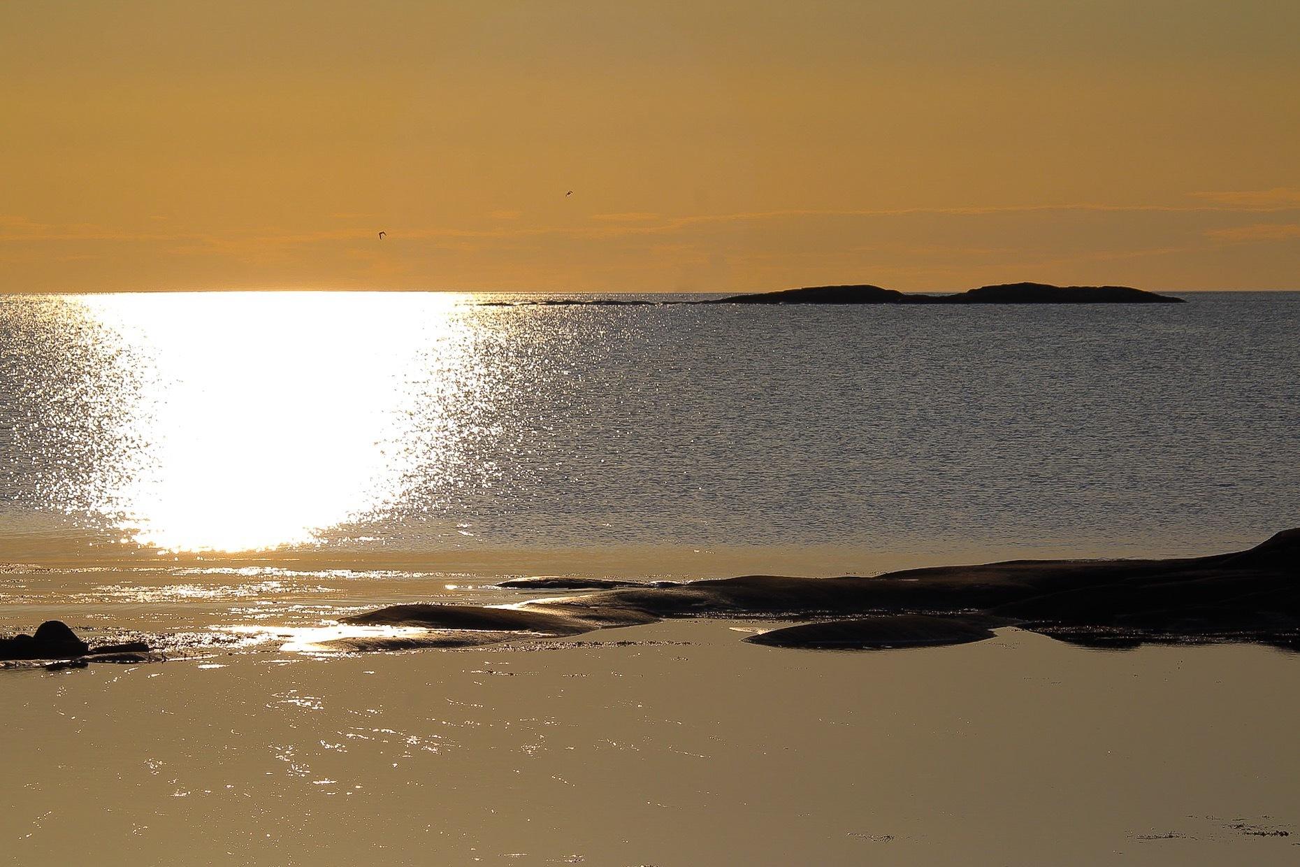 Sunset by Ingstina