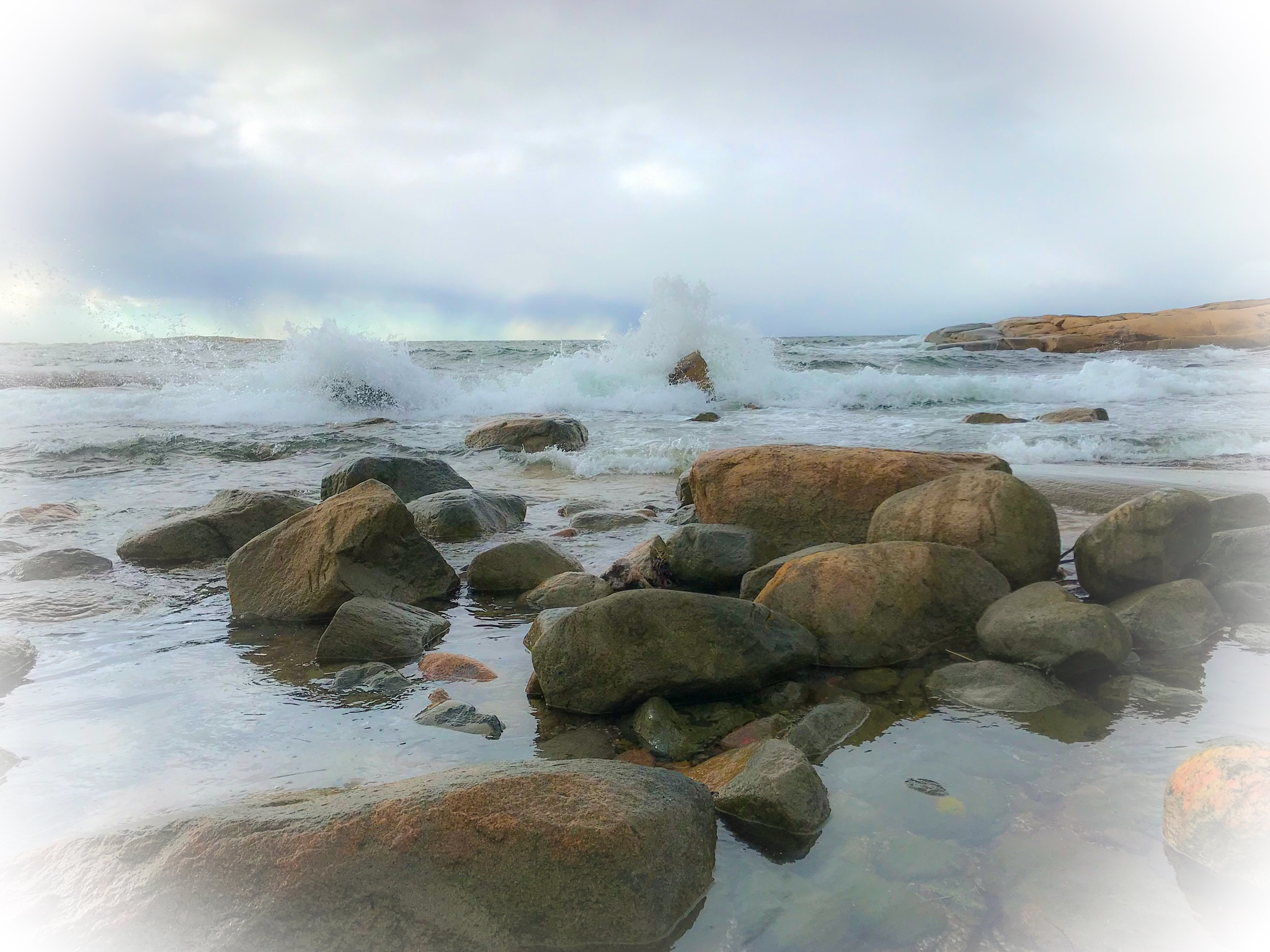 Seaside by Ingstina