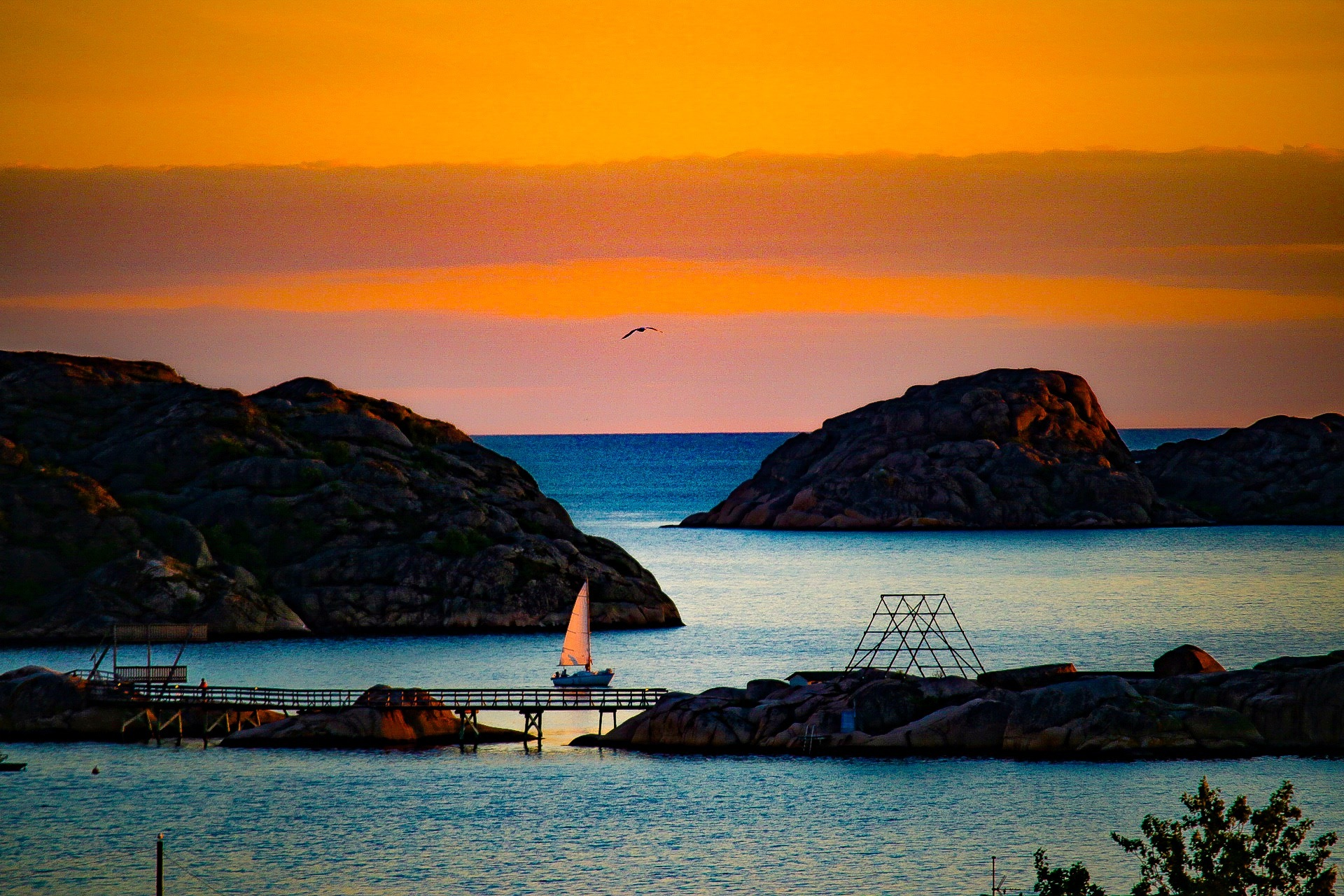 Red Sails by Ingstina