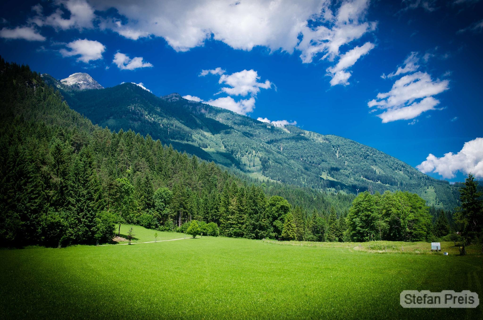 Amazing Nature in Austria by StefanPreis