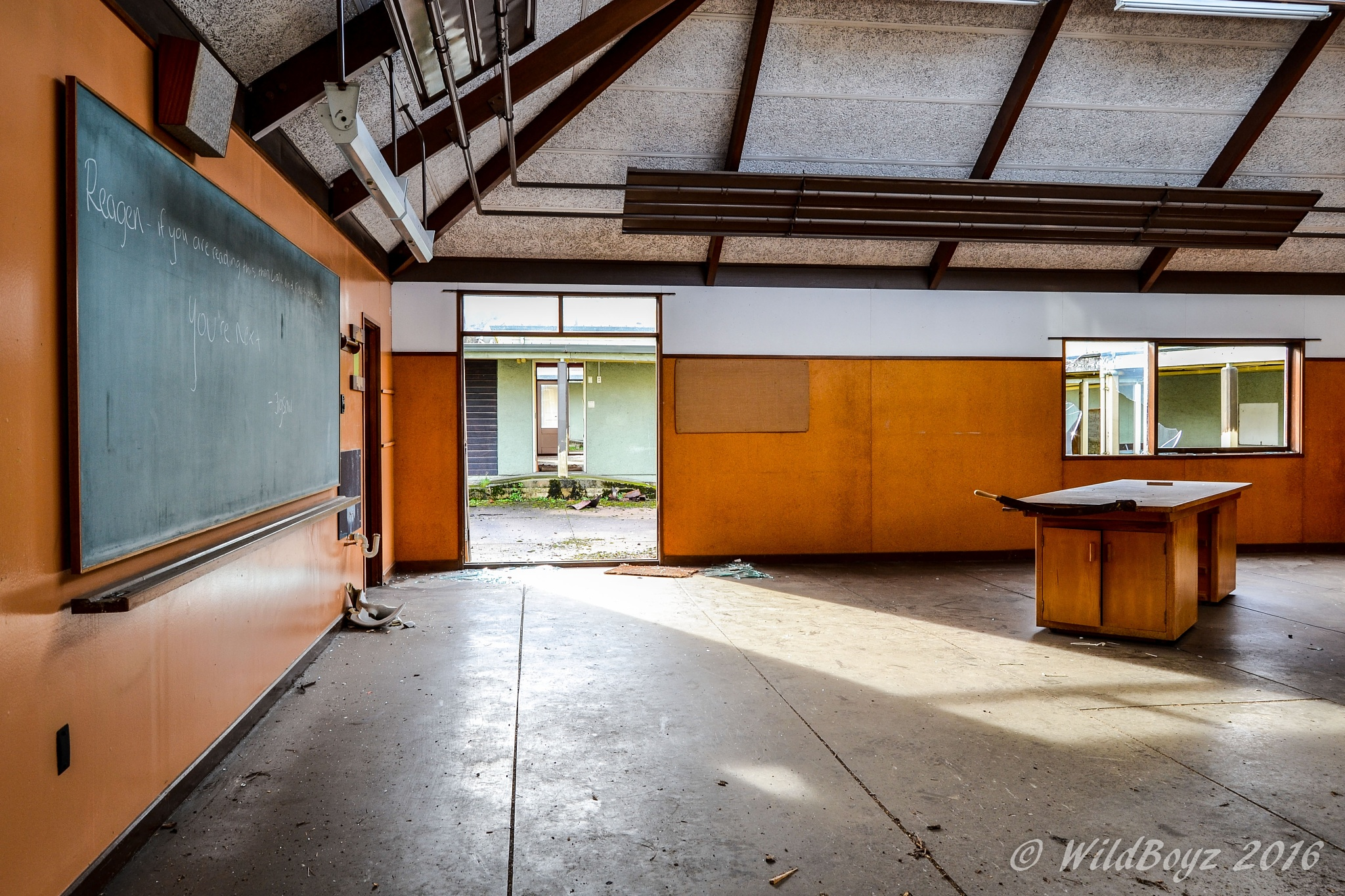 School Funding Cuts by WildBoyz