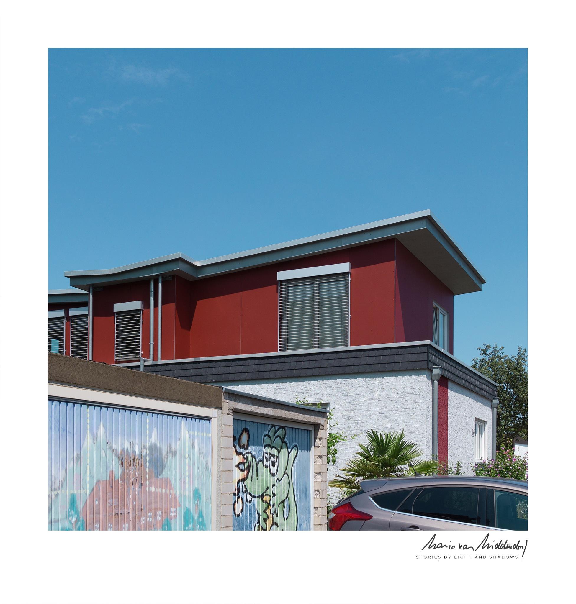 suburban [07] by Mario van Middendorf